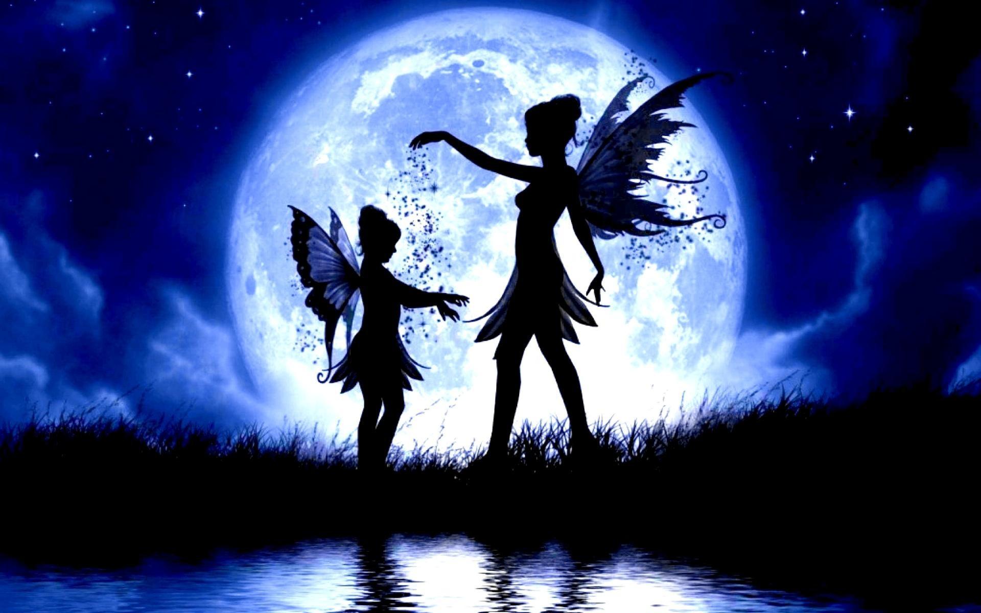 Beautiful Fairies Wallpapers ·① WallpaperTag