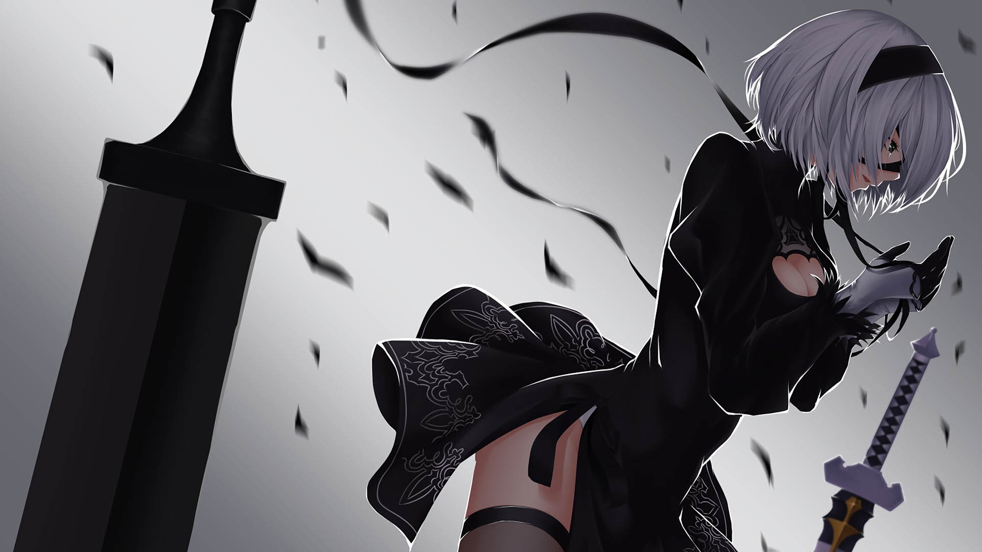 Nier Automata Wallpaper Download Free Cool High Resolution
