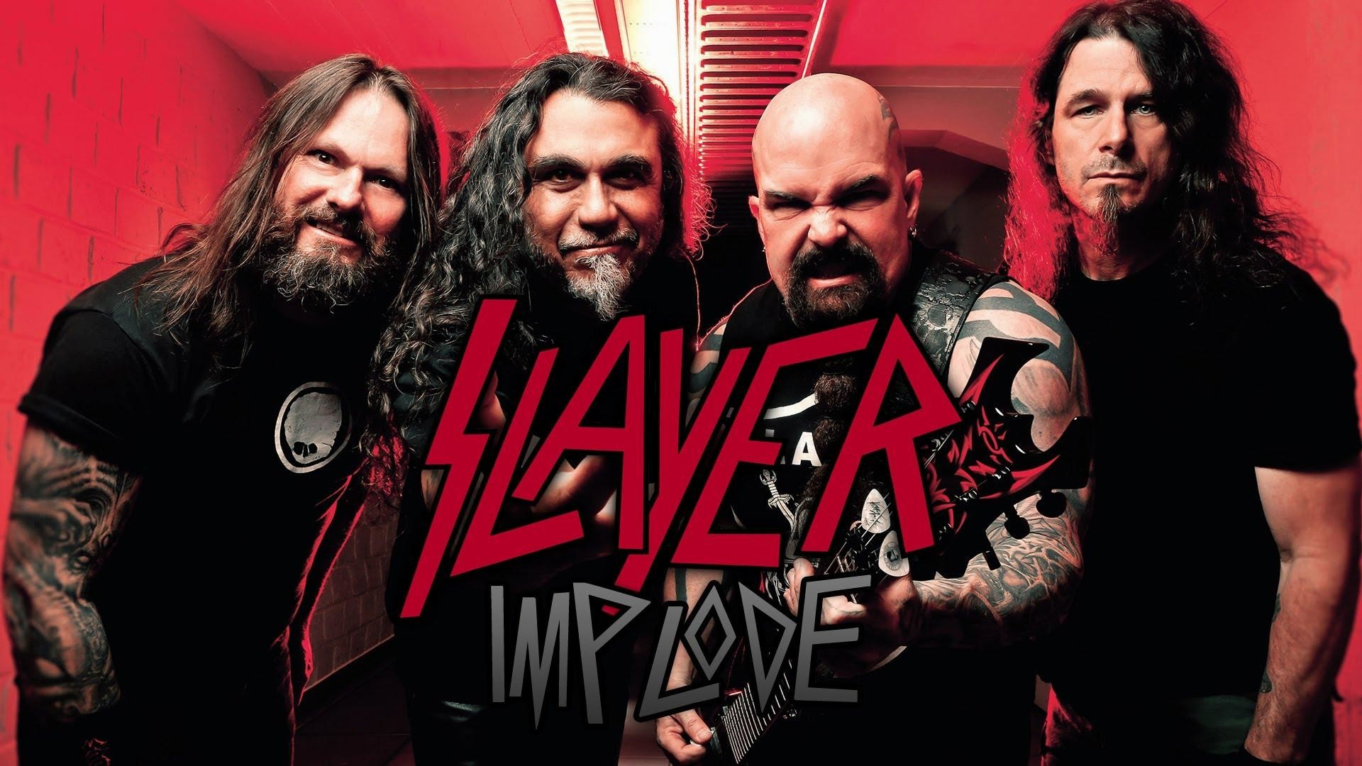 Slayer Band Wallpaper ·①