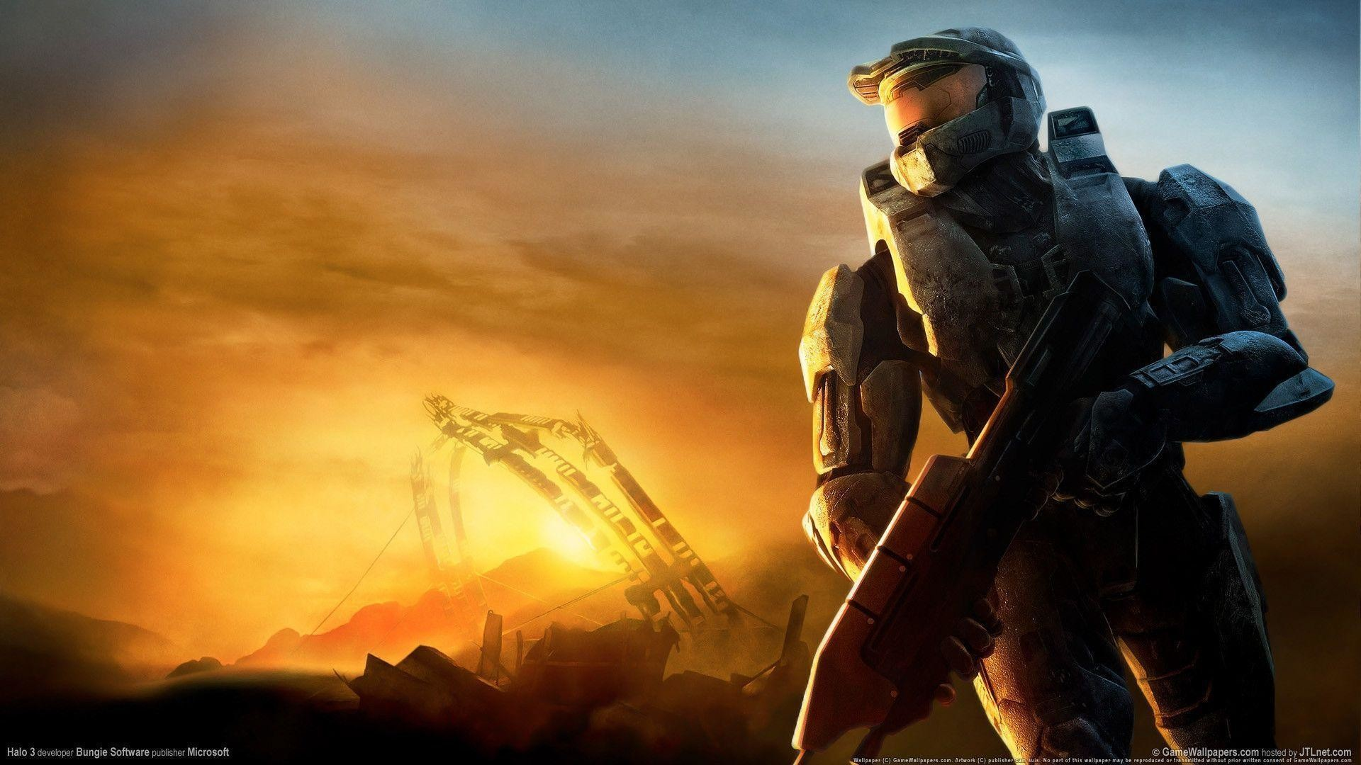 Halo 3 Background Wallpapertag