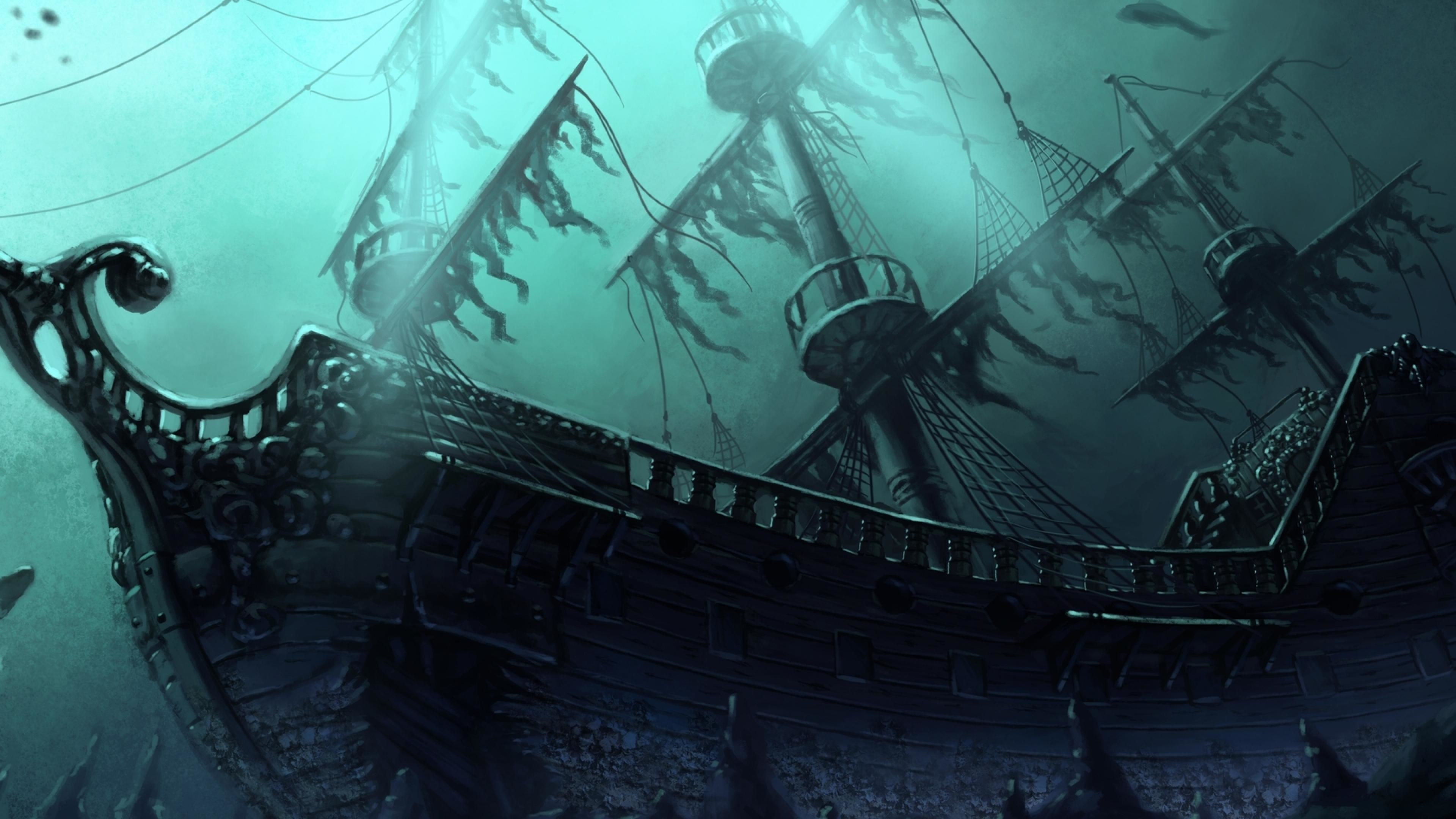 IMPERIAL JAPANESE NAVY MYSTERIES - Combined Fleet Pictures of sunken ships