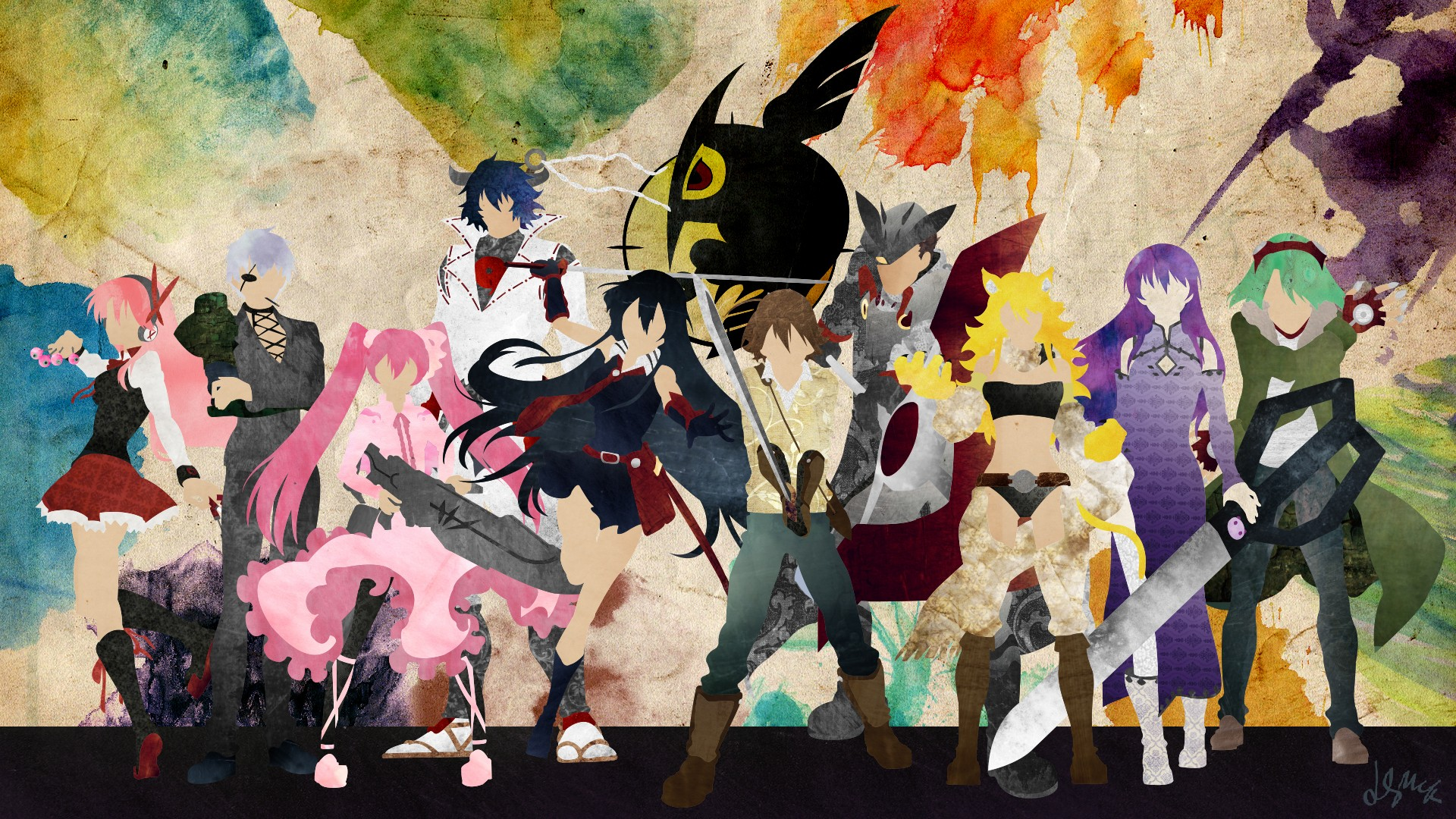 Akame Ga Kill Wallpaper Download Free Beautiful High