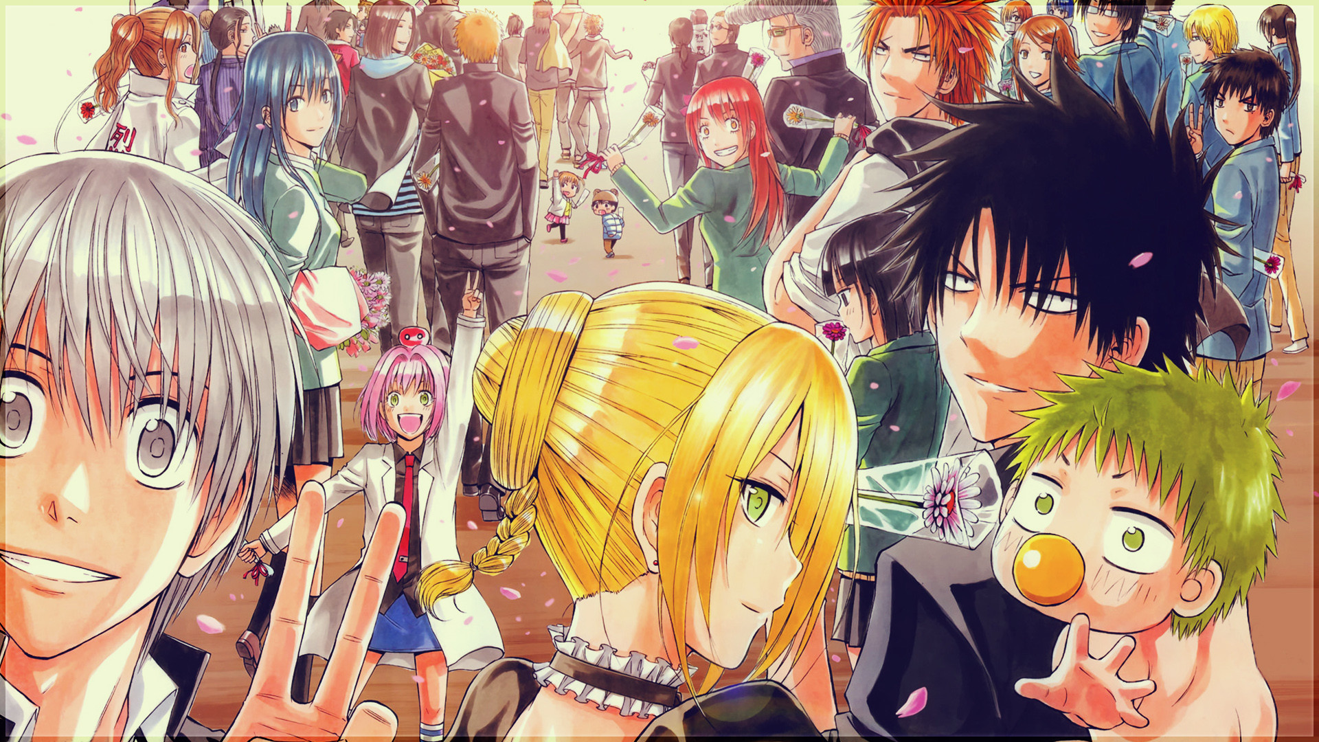 Beelzebub Wallpapers Wallpapertag