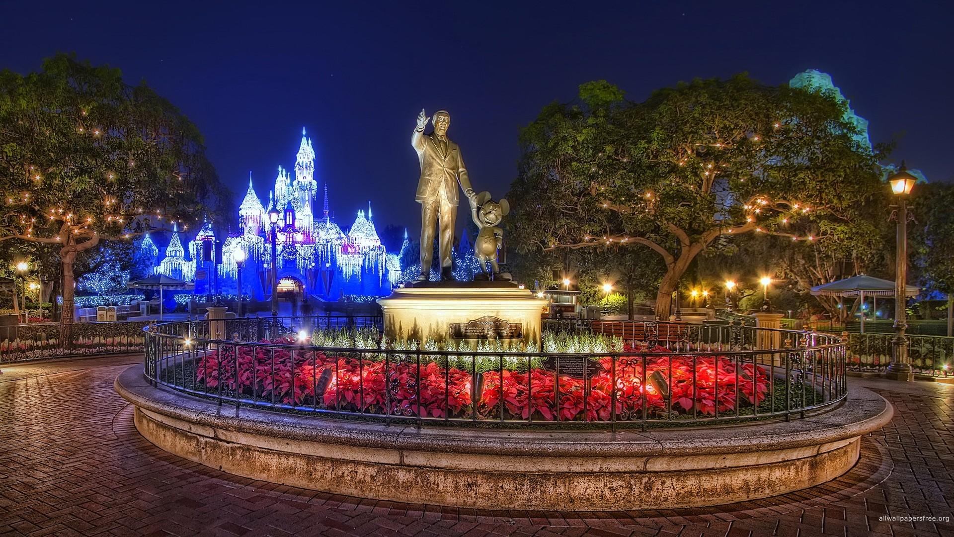 Disney World wallpaper ·① Download
