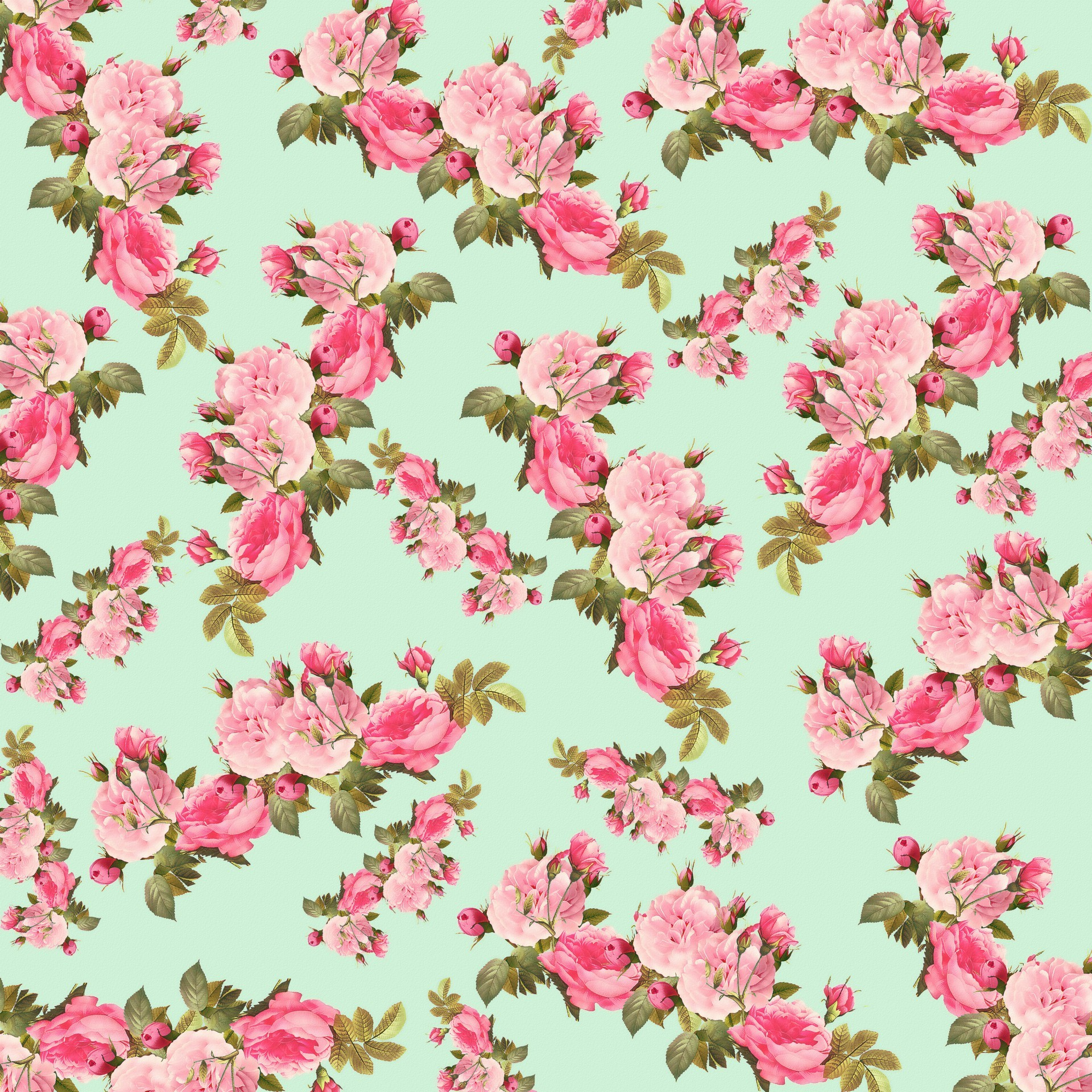 Floral Background ·① Download Free High Resolution
