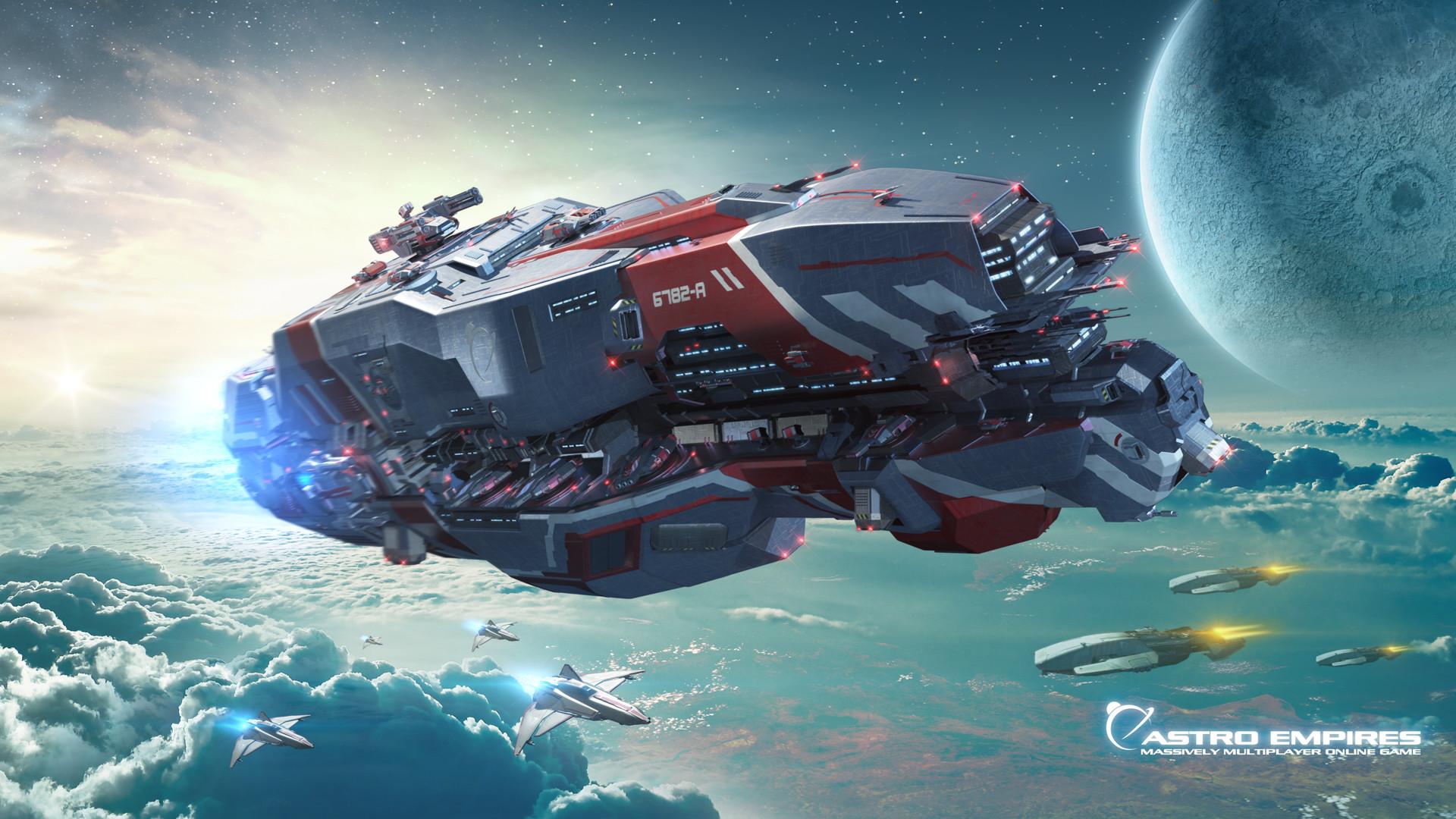 космические корабли будущего картинки рабочий стол специфического его расположения