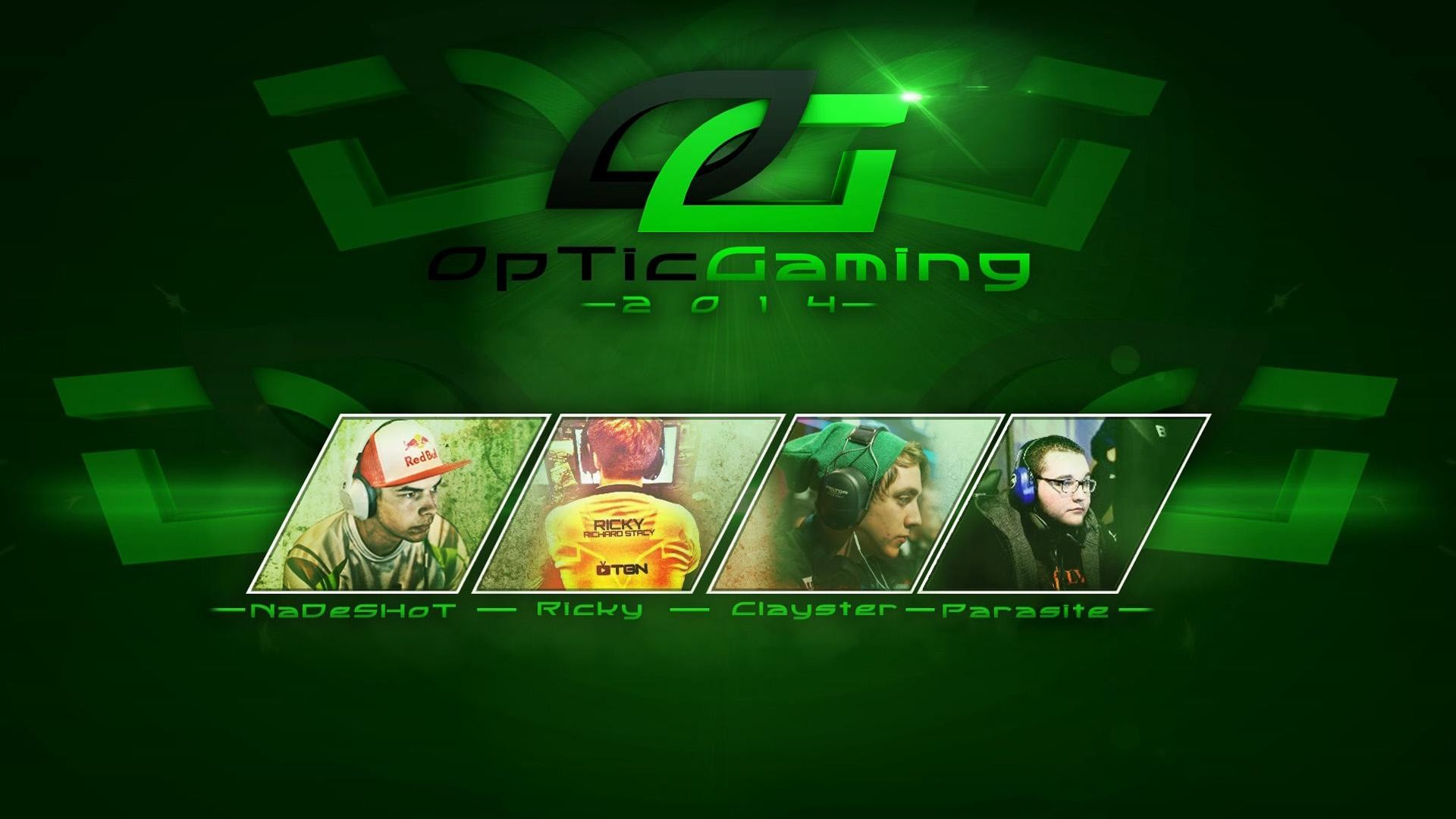 Optic Gaming Wallpaper 2017 ·①