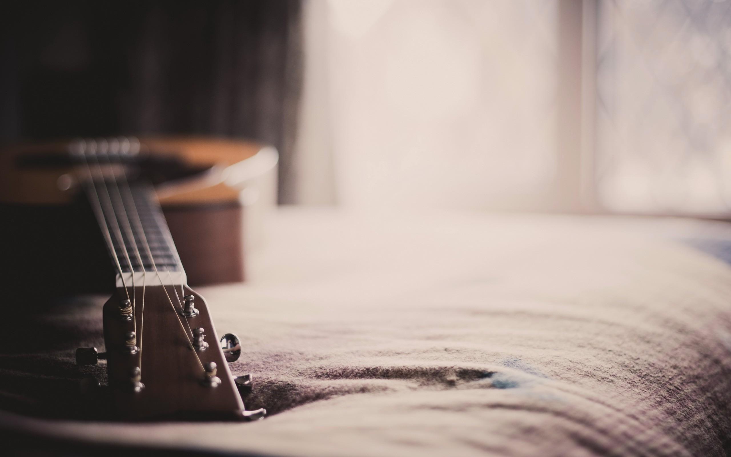 Guitar Wallpaper HD 1