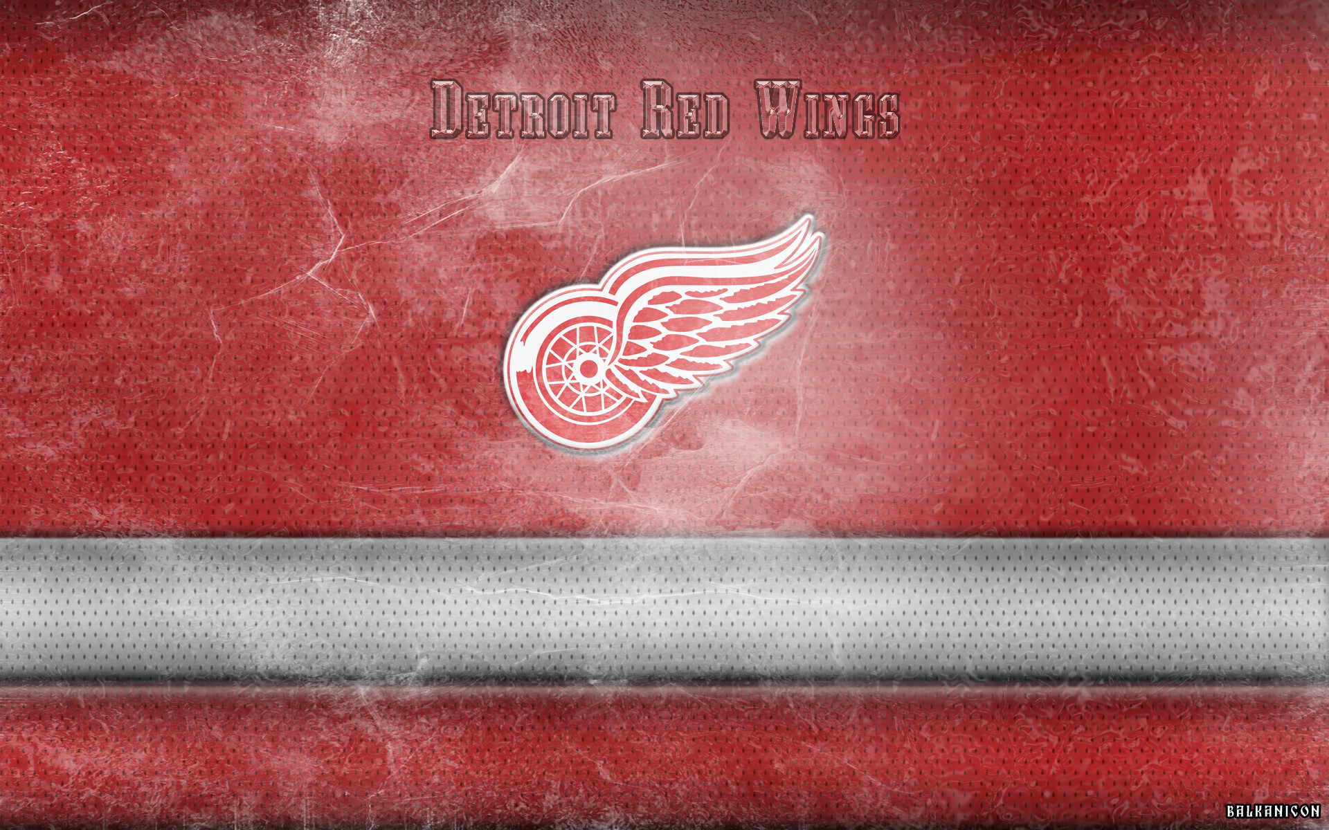 Red wing wallpaper 1920x1200 detroit red wings wallpaper by balkanicon detroit red wings wallpaper by balkanicon voltagebd Choice Image