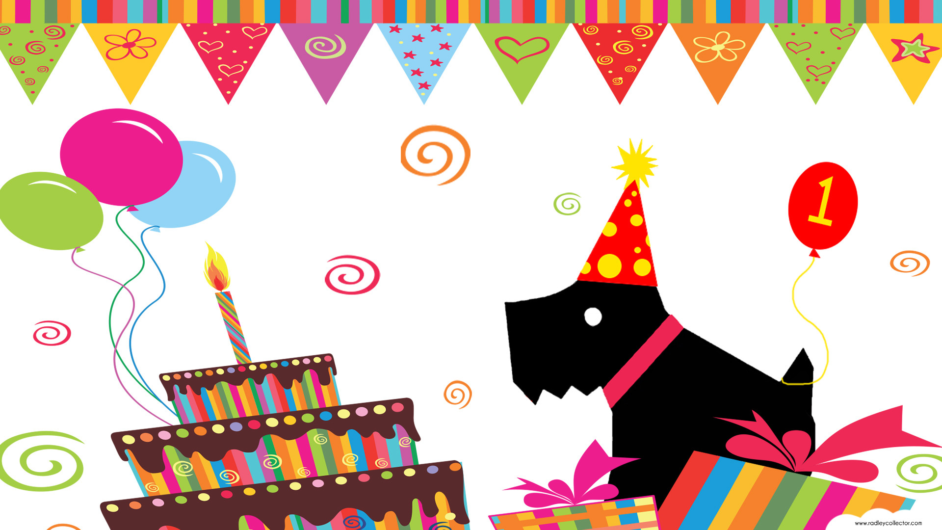 Birthday Background Images 1 WallpaperTag