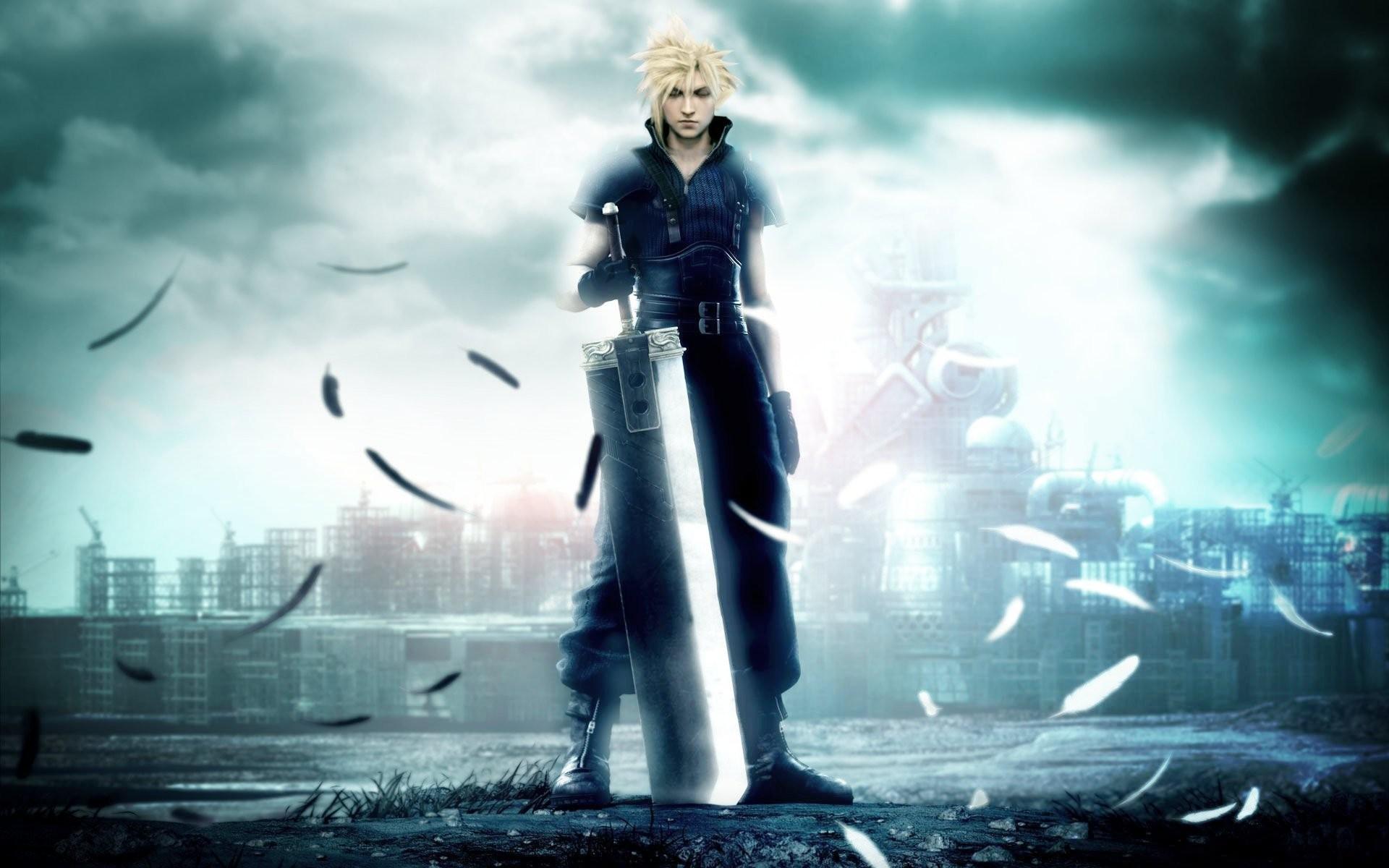 Final Fantasy Vii Wallpapers Wallpapertag