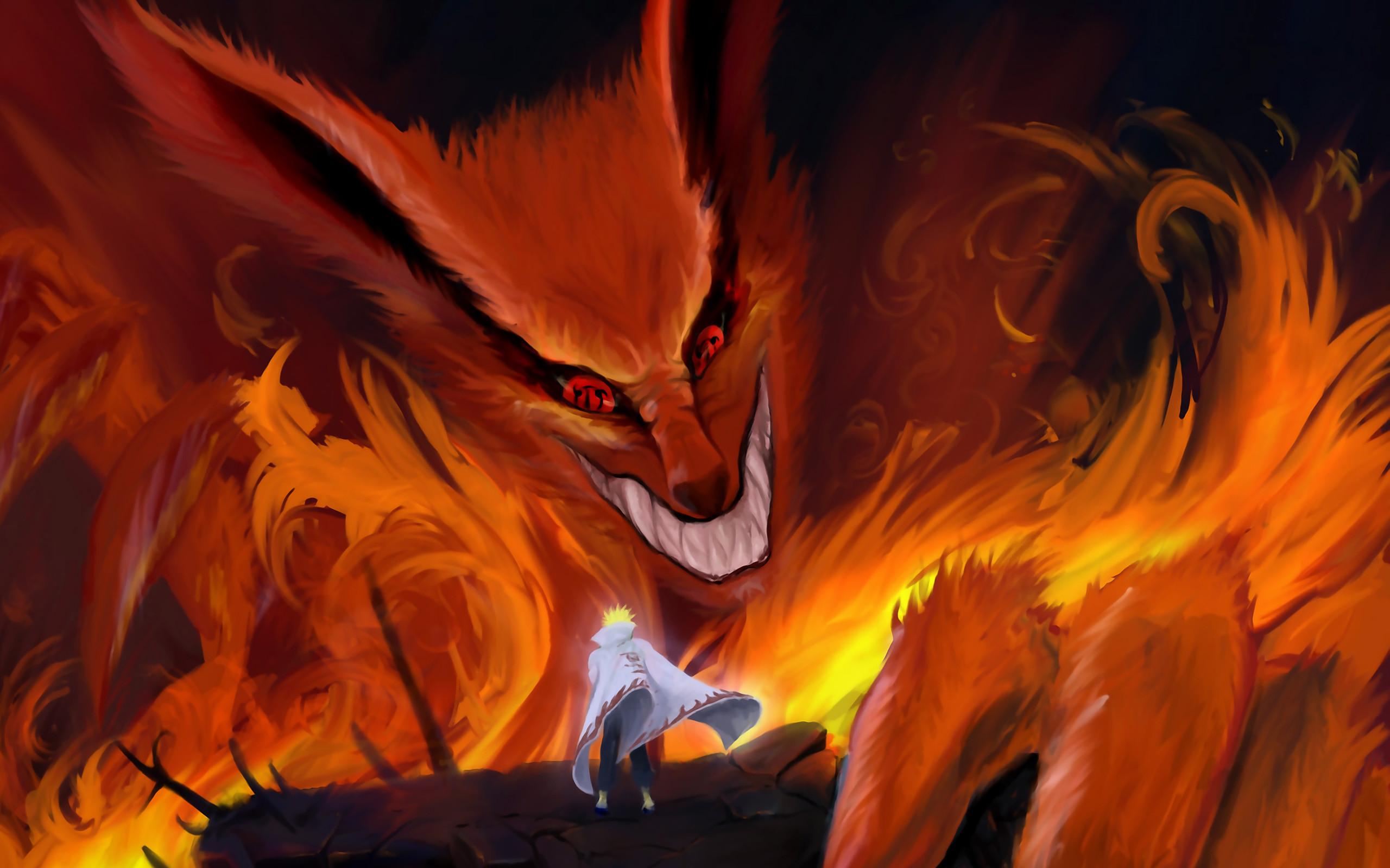 Great Wallpaper Naruto Fox - 594901-popular-naruto-nine-tailed-fox-wallpaper-2560x1600-for-pc  Image_182221.jpg