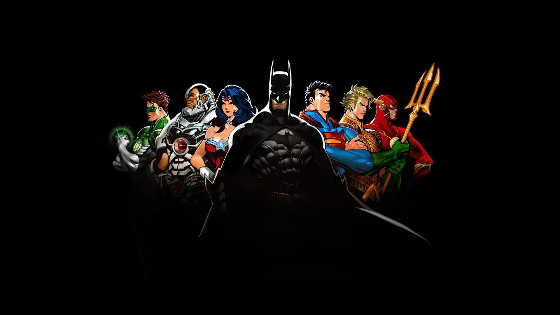 DC Comics Backgrounds ·① WallpaperTag