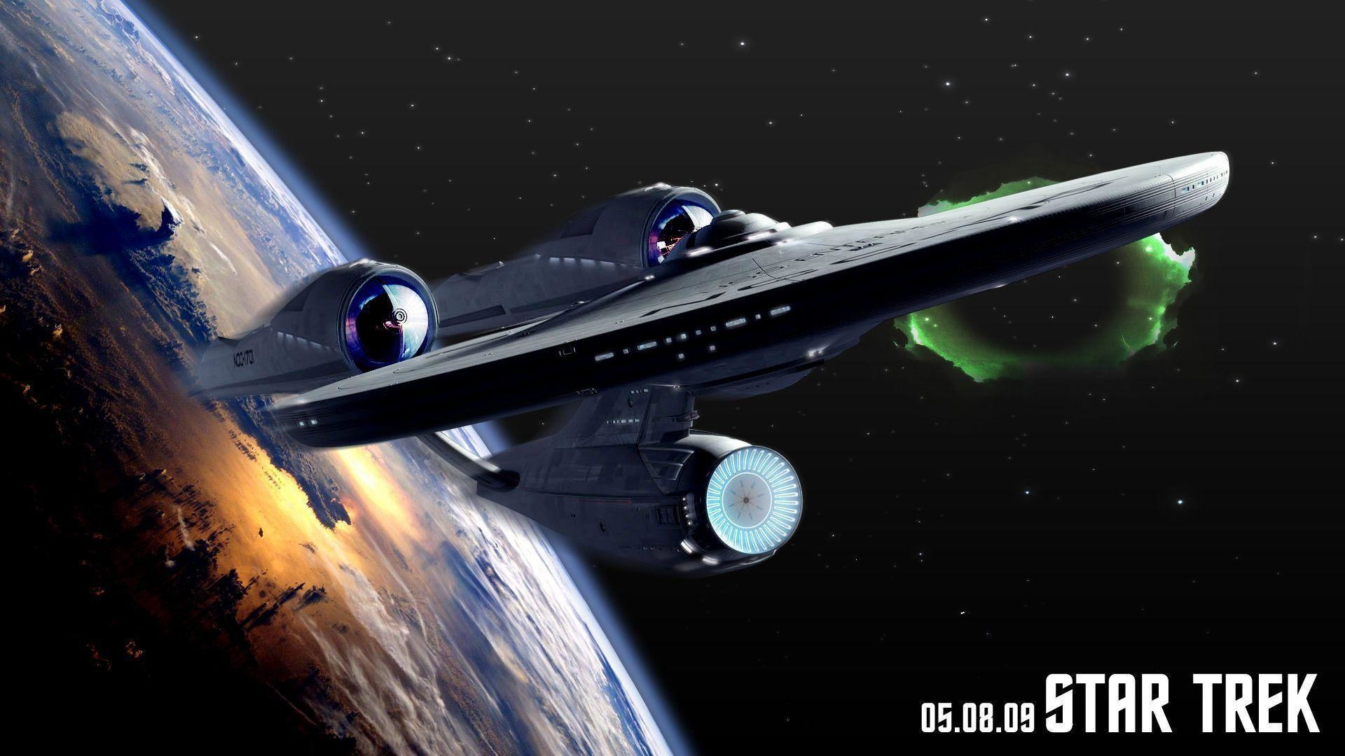 Star Trek Wallpaper HD 1