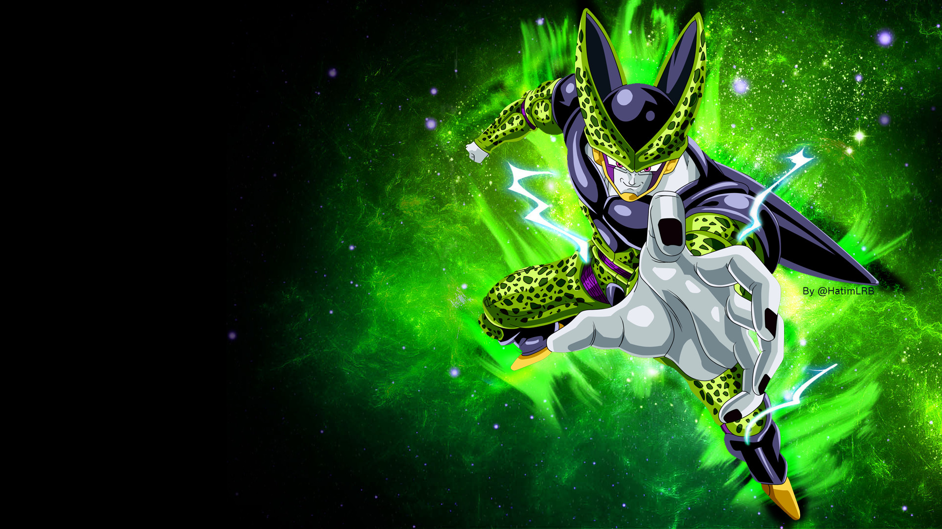 Cell Dbz Wallpapers 183 ①