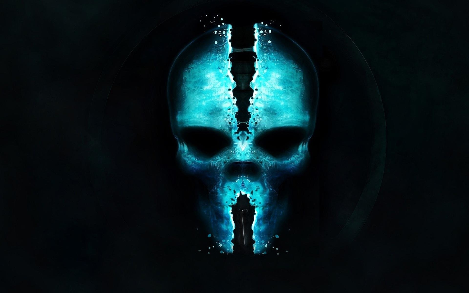 Ghost Recon Skull Wallpaper 1