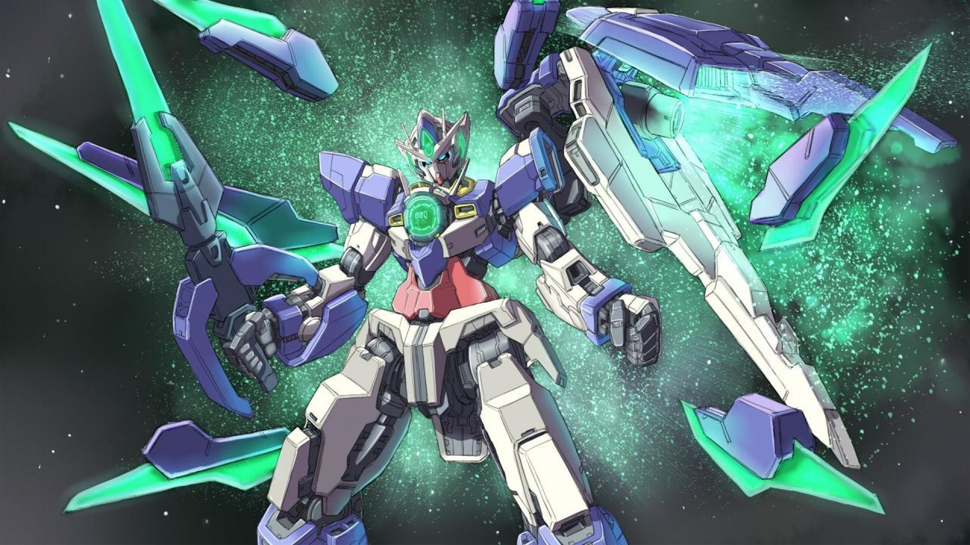 Gundam 00 Wallpaper Wallpapertag
