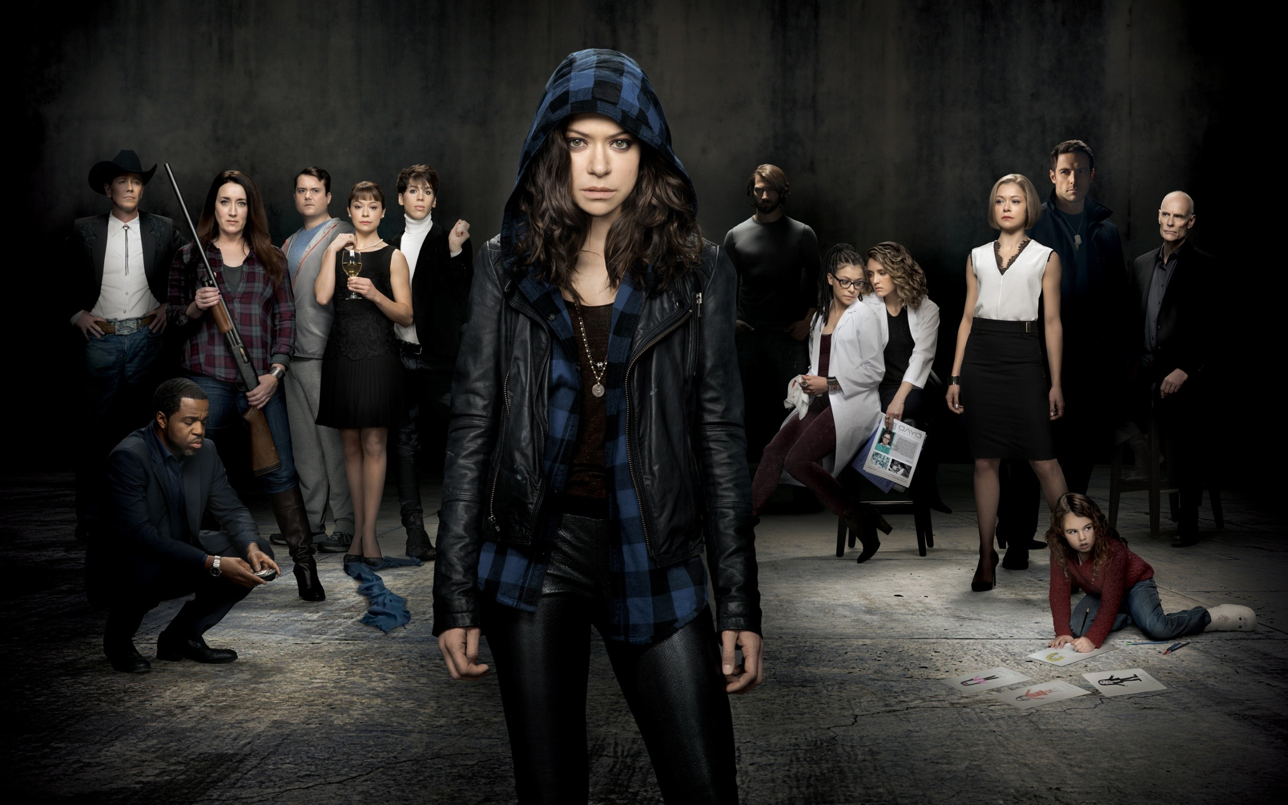Orphan Black Wallpapers Wallpapertag