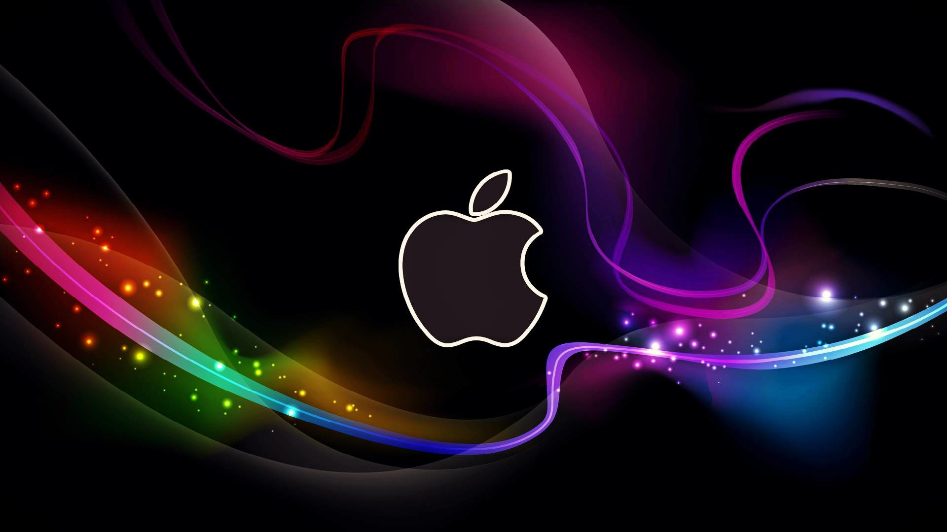 Cool Apple Logo Wallpaper Wallpapertag