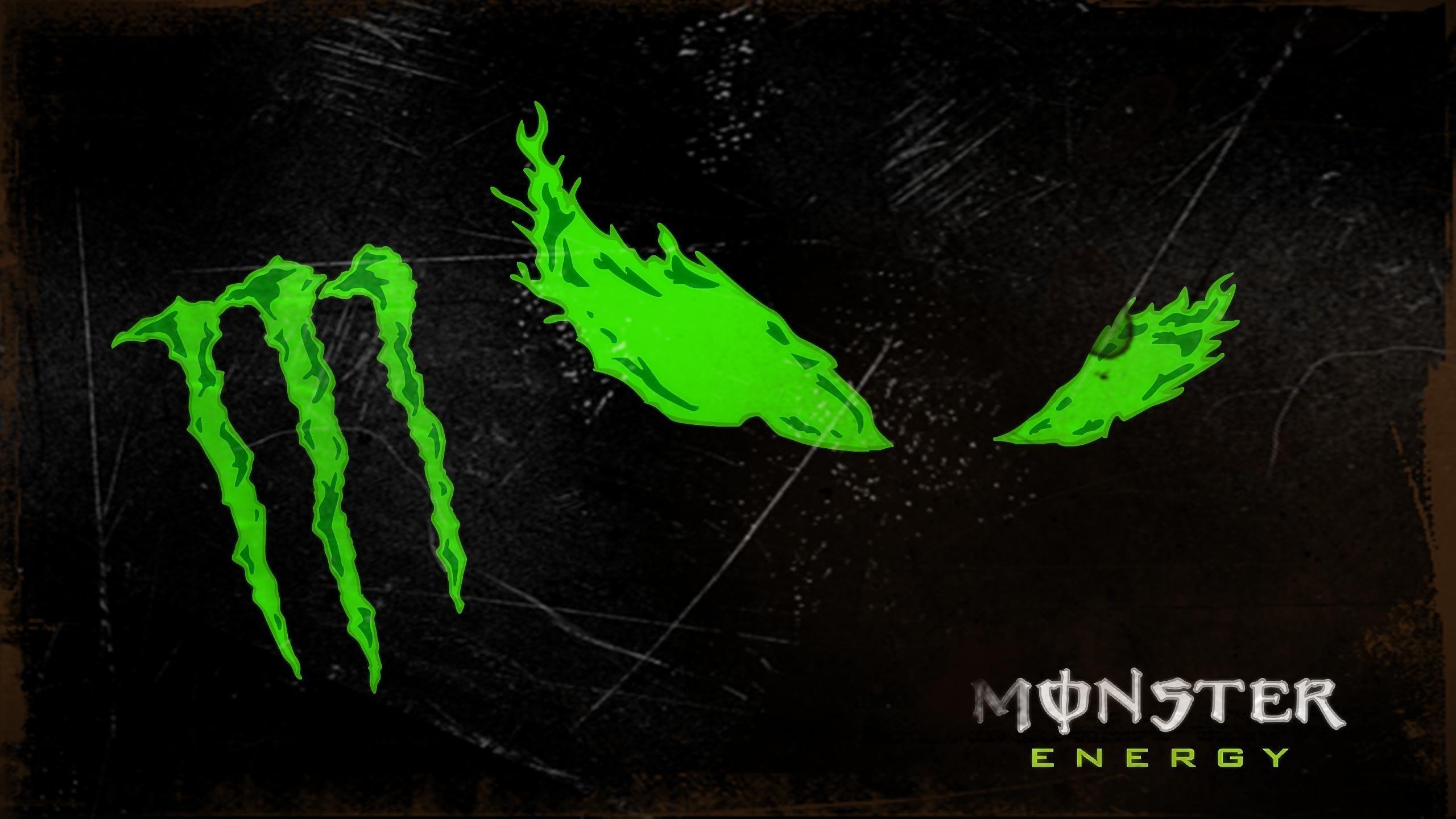 2560x1440 Monster Energy Logo Wallpaper Image #8792 Wallpaper | Wallpaper . Images