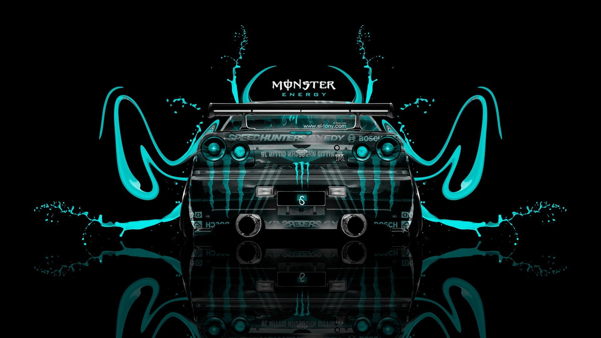 Monster energy wallpaper and background image | 1440x900 | id.