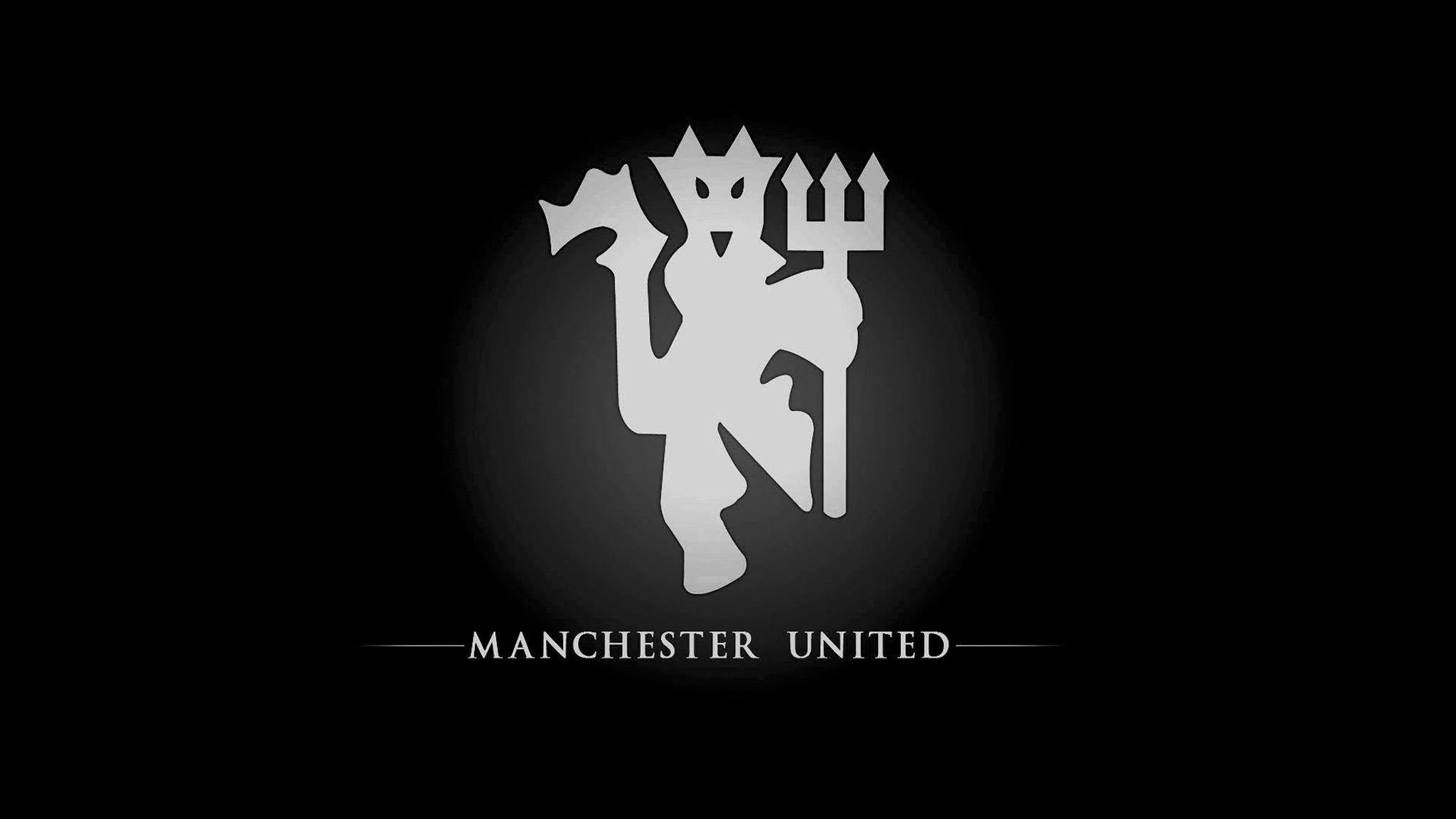 2048x1152 manchester united logo wallpapers hd 2016 wallpaper cave