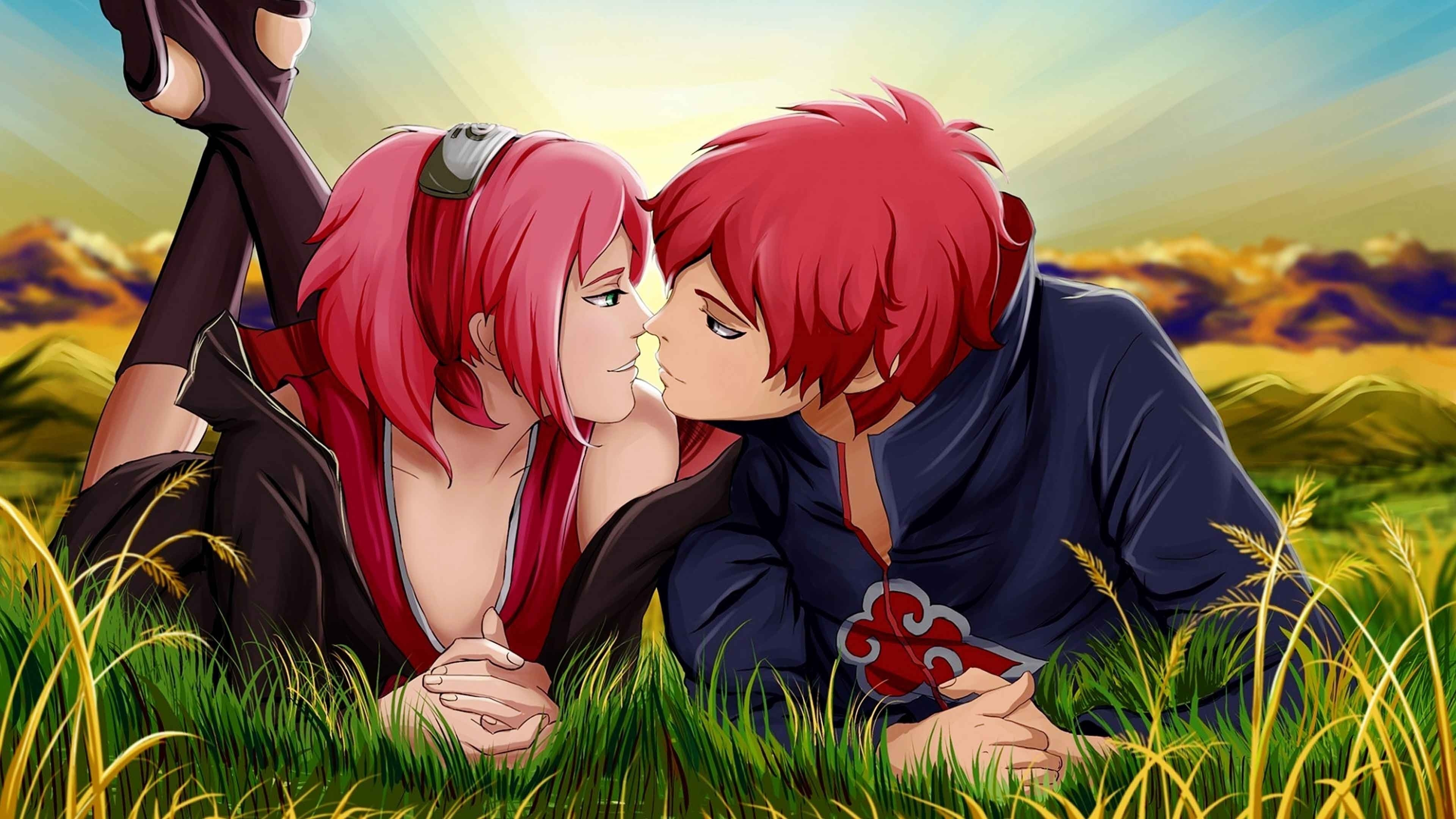 Popular Love Couple Cartoon HD Wallpaper Download - 936837-love-cartoon-wallpaper-3840x2160-for-macbook  2018_30991.jpg