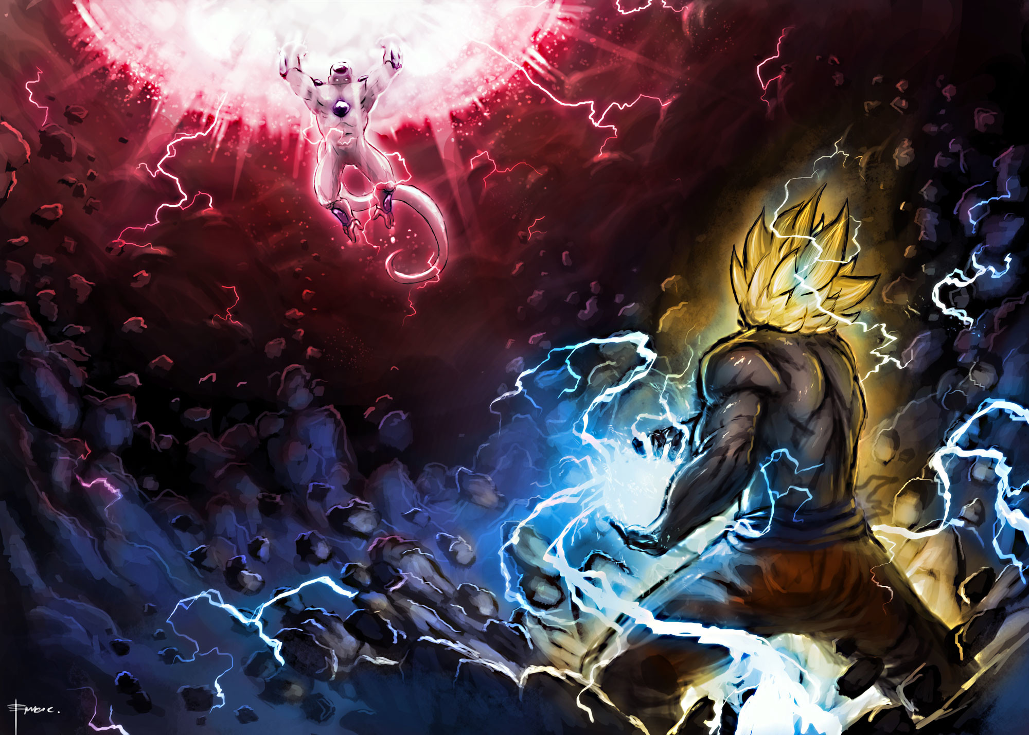 Dragon Ball Z Hd Wallpaper Wallpapertag