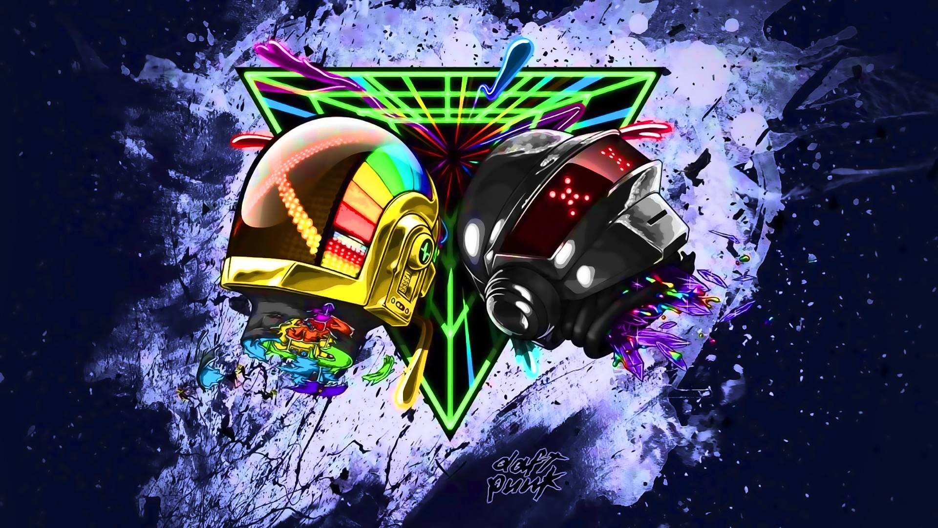 Daft Punk Backgrounds ·① WallpaperTag