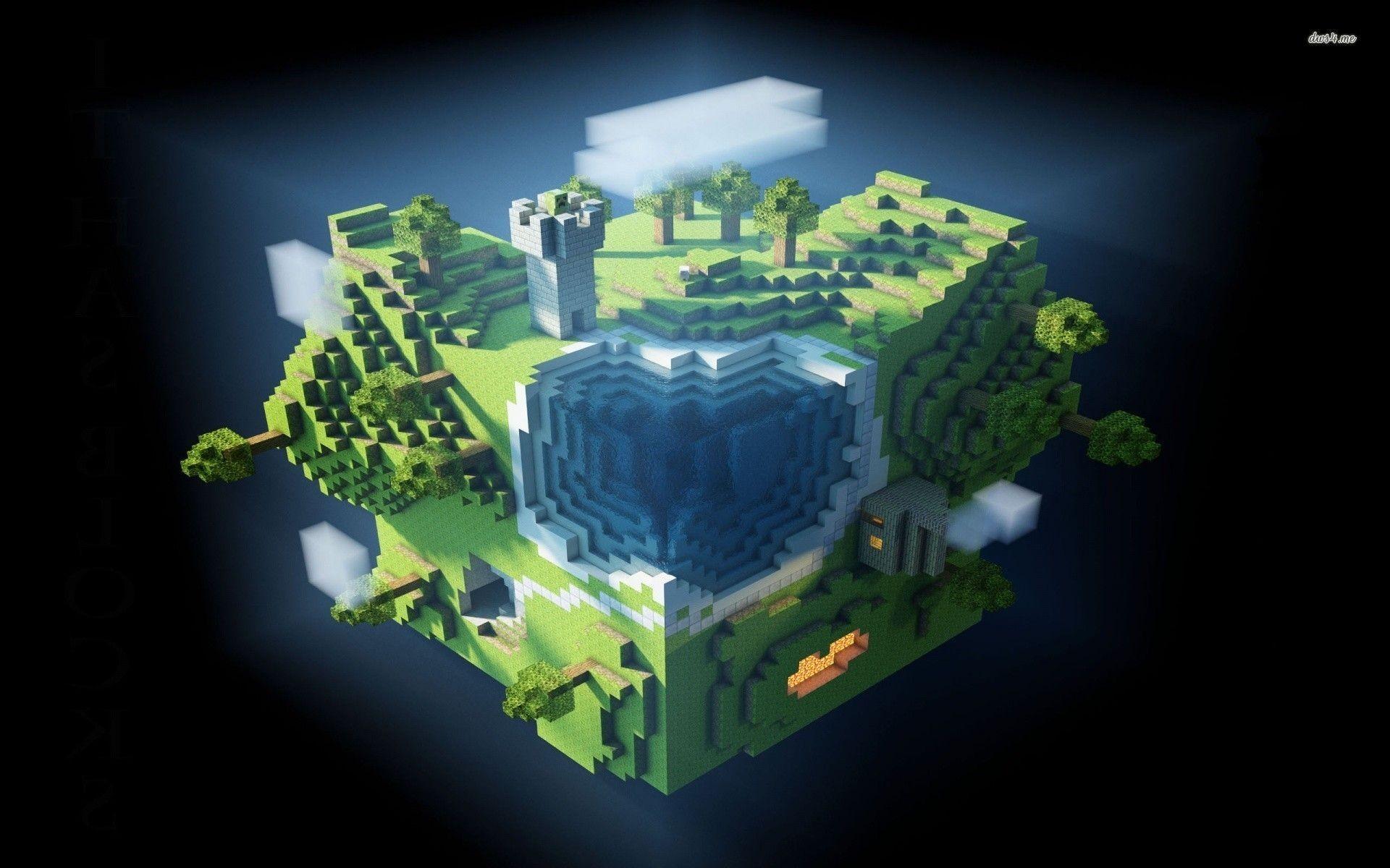 Cool Minecraft Wallpaper 1