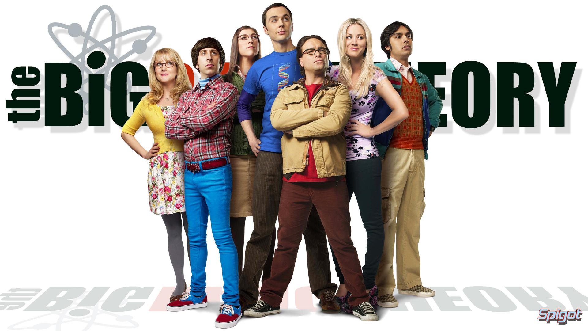 The Big Bang Theory Wallpaper Wallpapertag