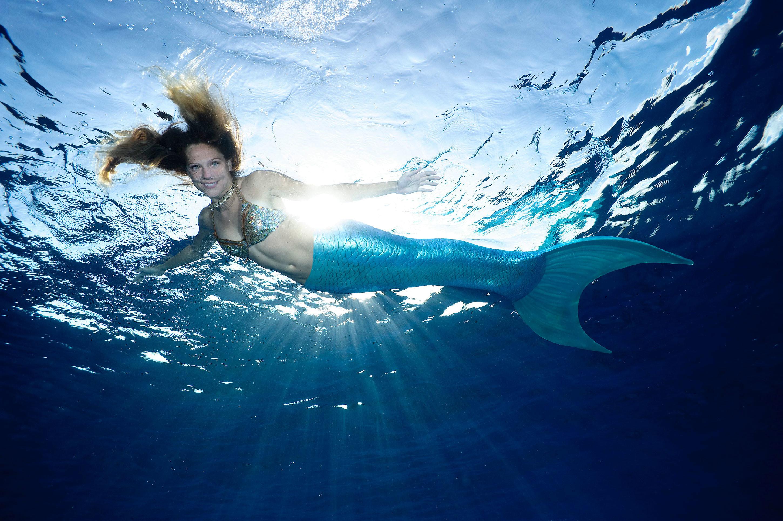 Как стать русалкой? 4