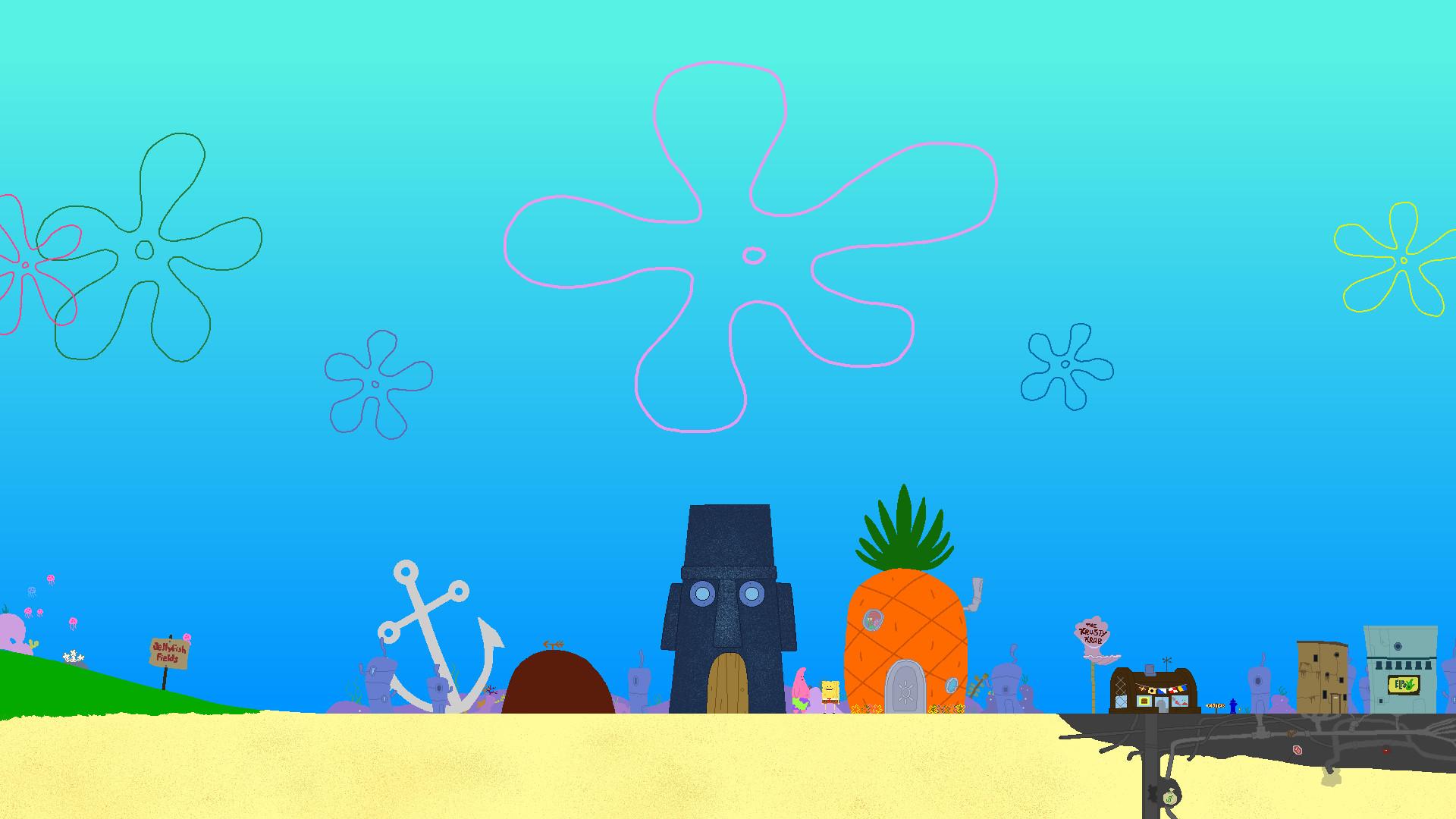 bikini-bottom-spongebob
