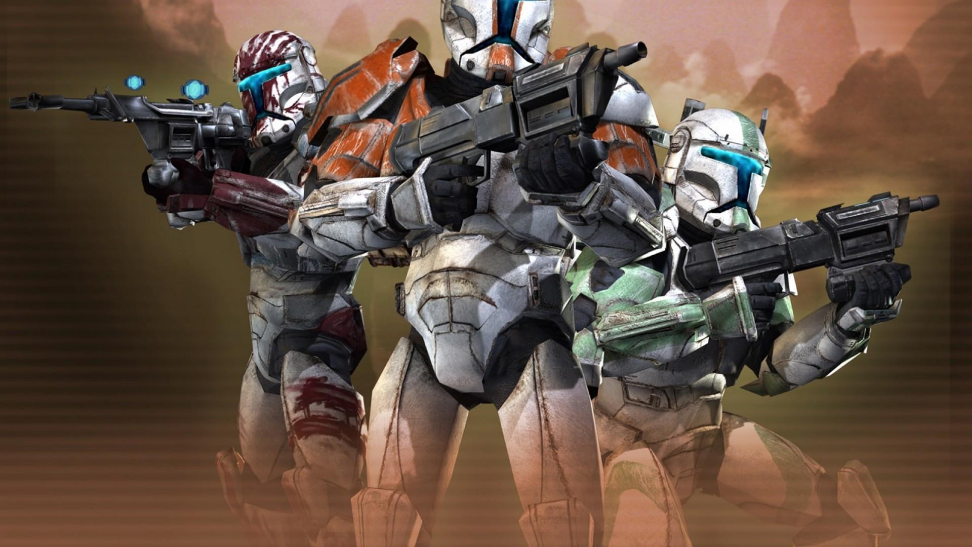Clone Wars Wallpaper Wallpapertag
