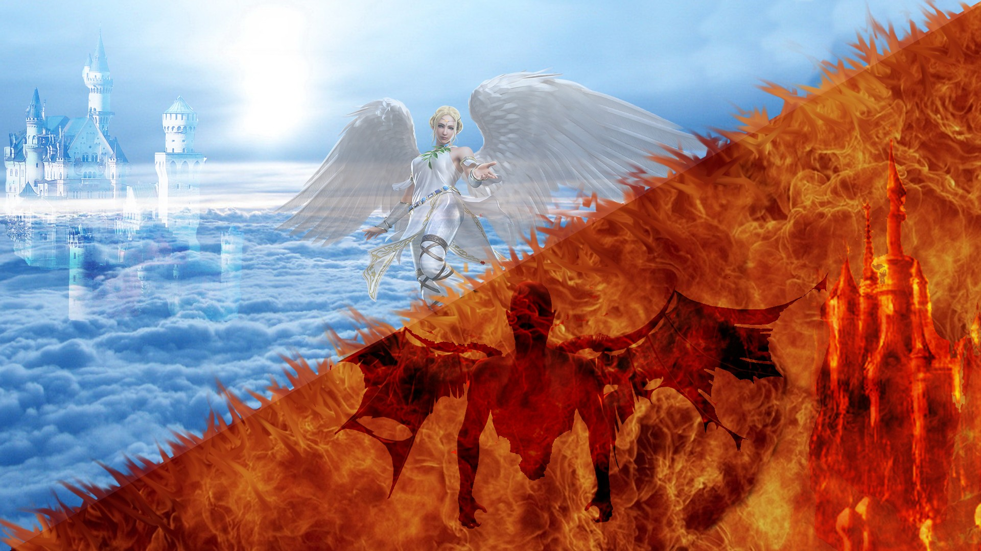 Heaven and Hell in Christian Thought