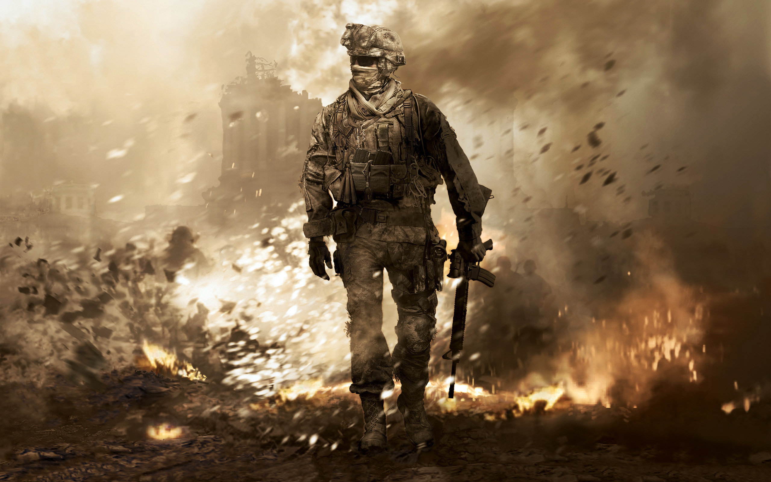Call Of Duty Wallpaper Hd Wallpapertag