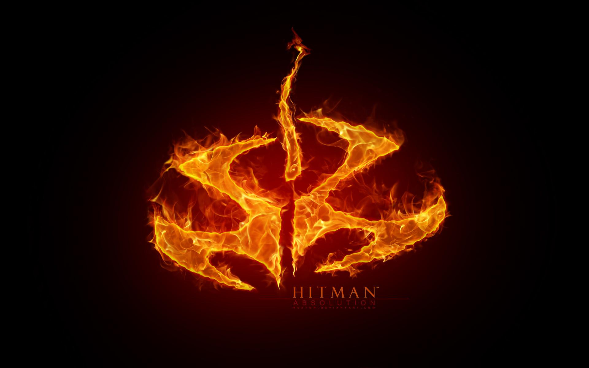 Hitman Absolution Logo Hitman Logo Wallpaper ...