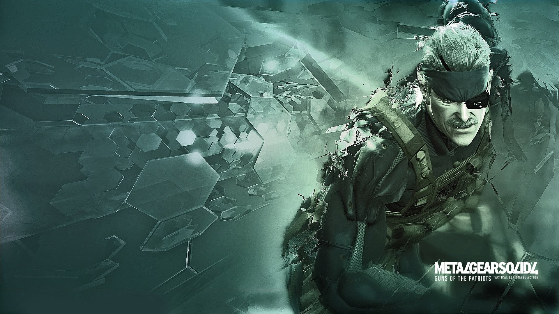 Metal Gear Solid 4 Wallpaper Wallpapertag