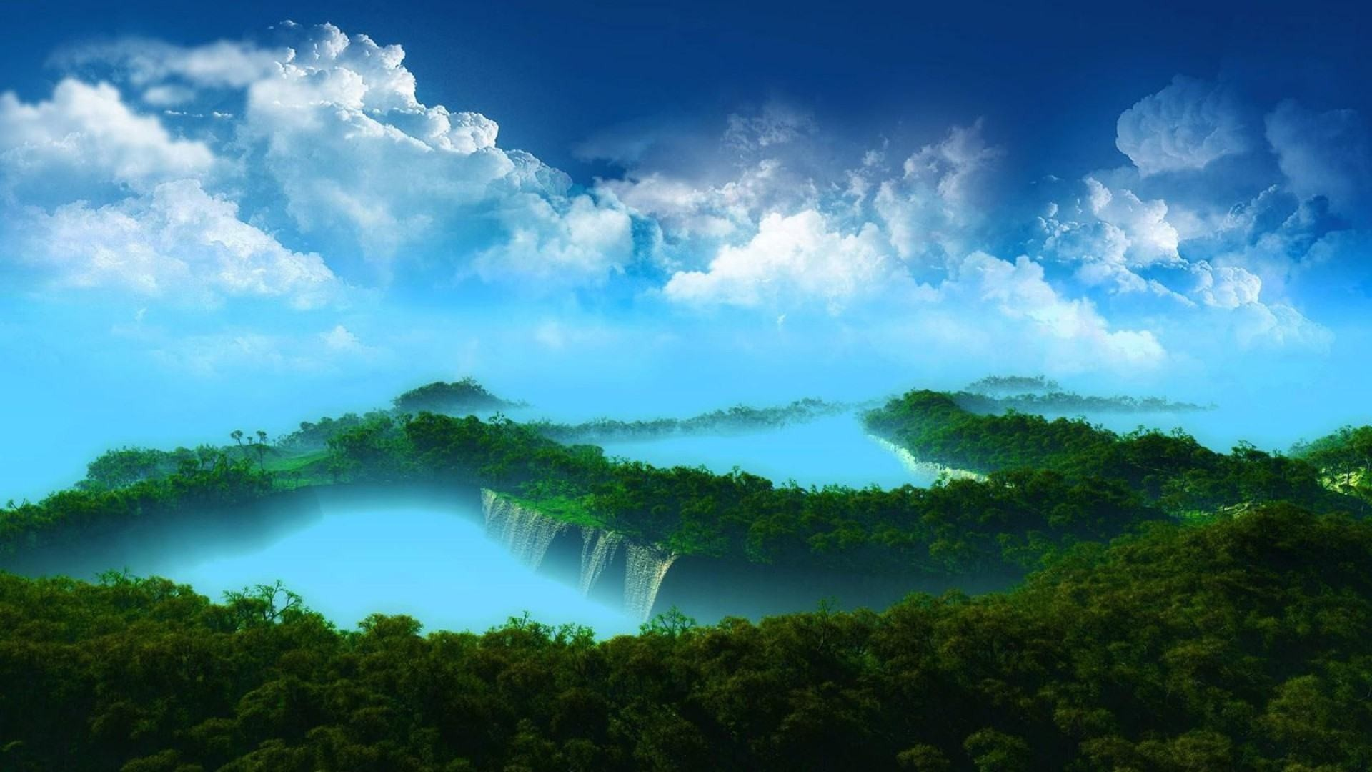 Nature Wallpapers 1366x768