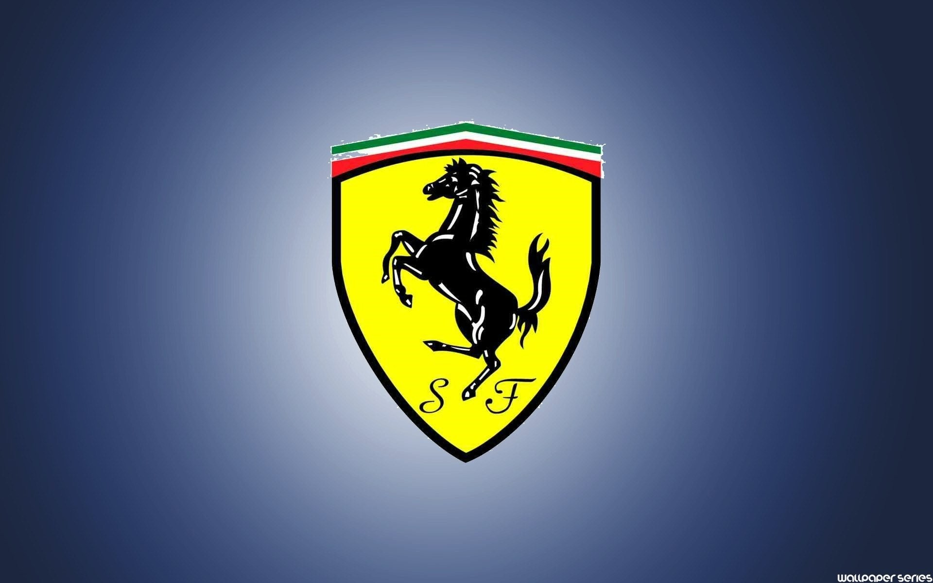Ferrari Badge Wallpaper 183 ①