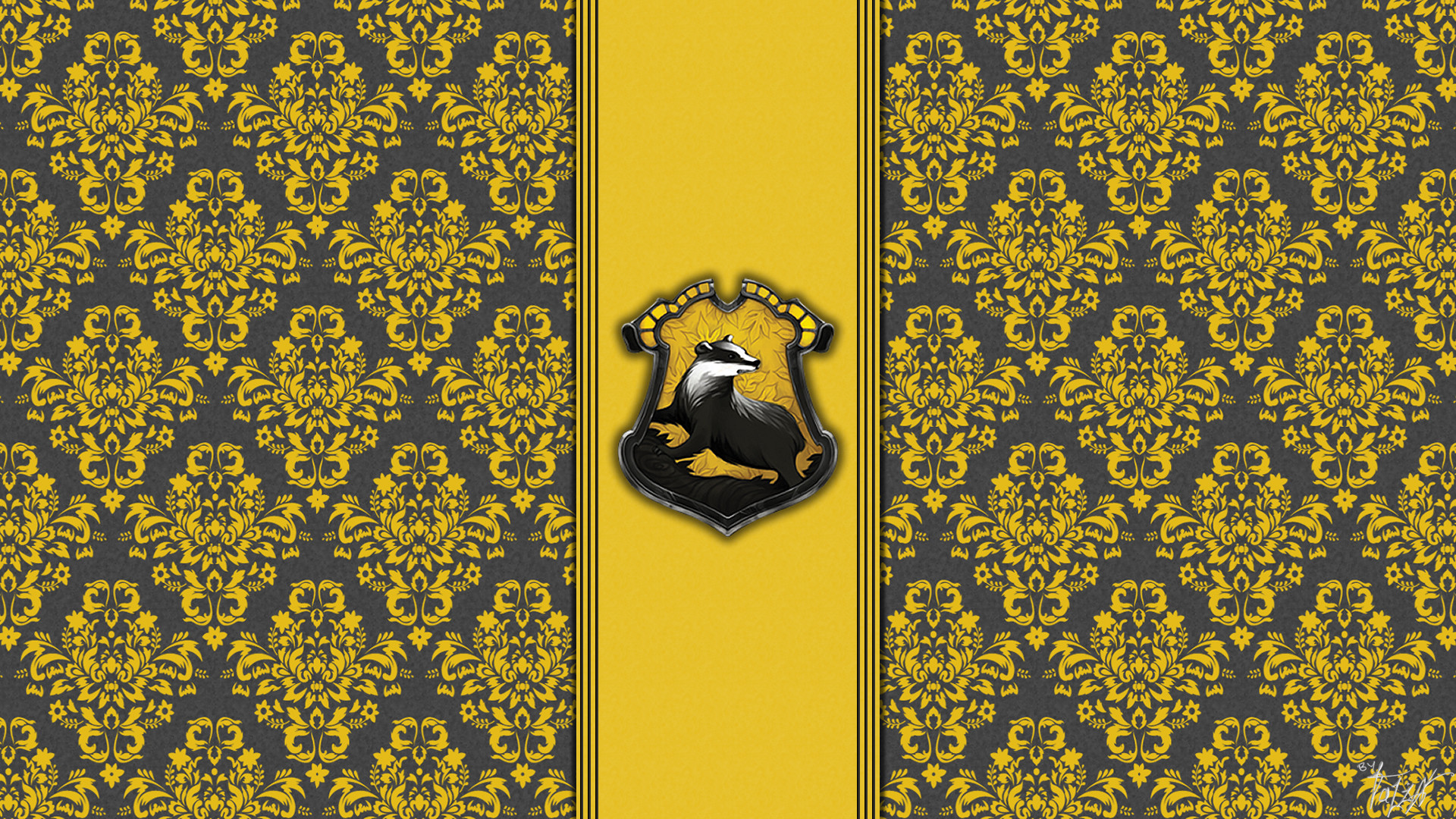 Hufflepuff Wallpapers ·①