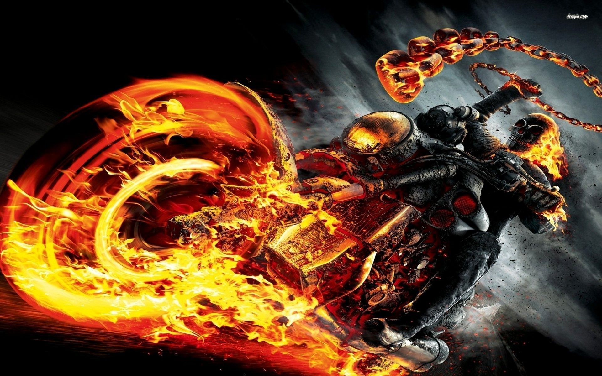 Ghost Rider Wallpaper 2018 ①