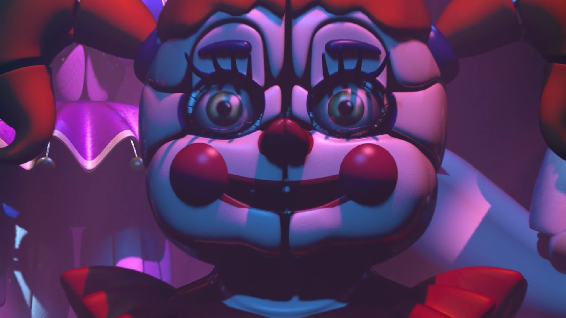 Five Nights At Freddys Sister Location Wallpapers Wallpapertag