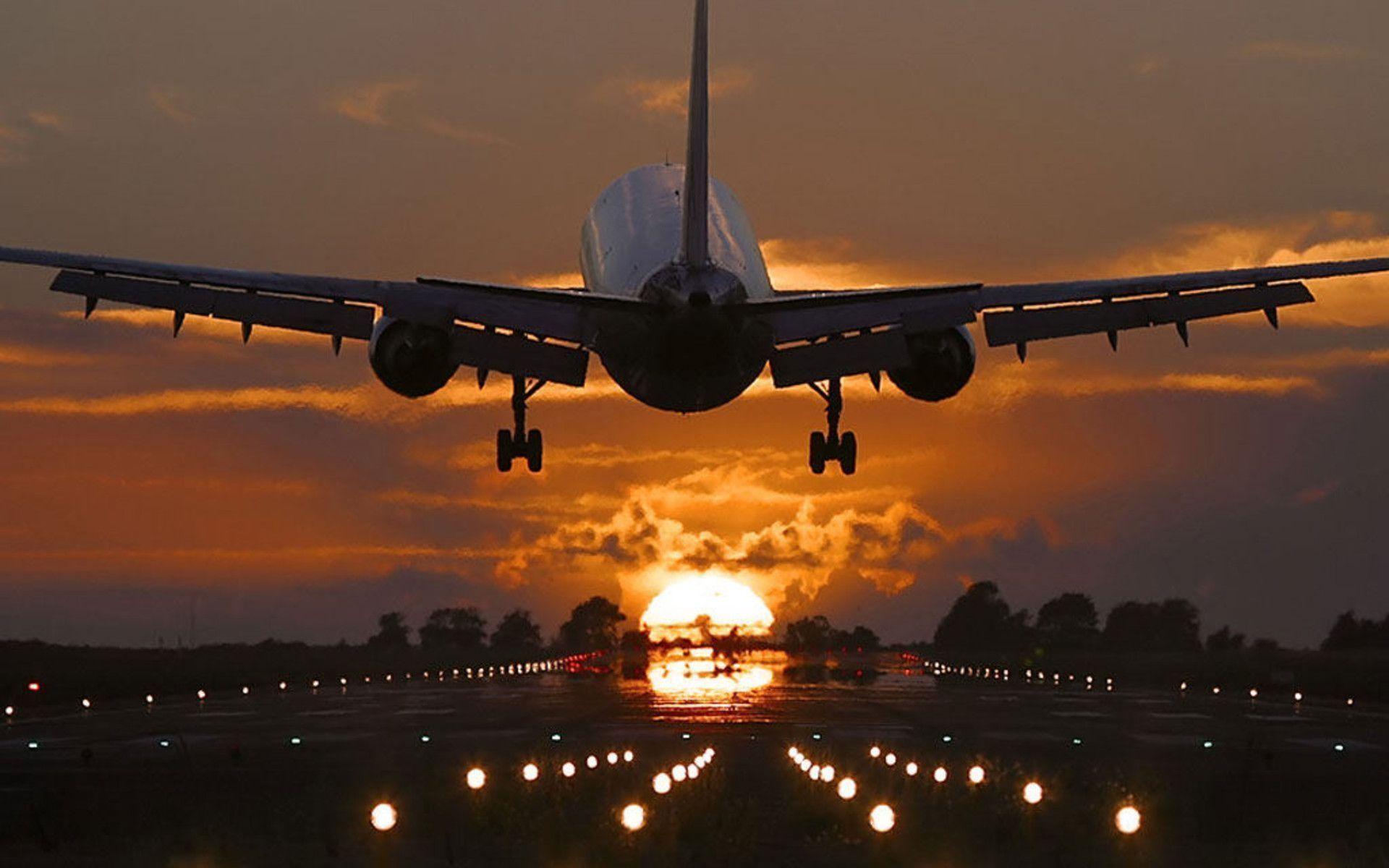 Aeroplane Wallpaper ①