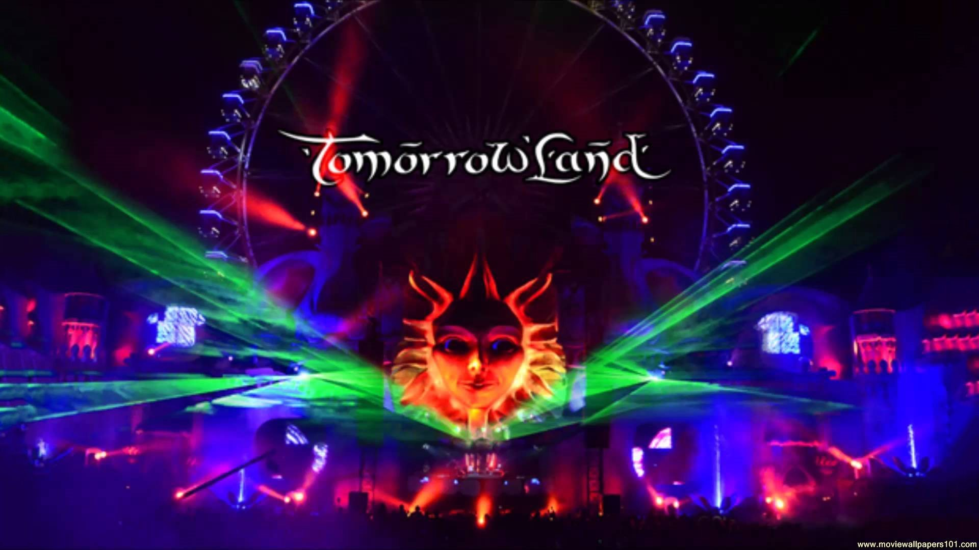 Tomorrowland Logo Wallpapers ①