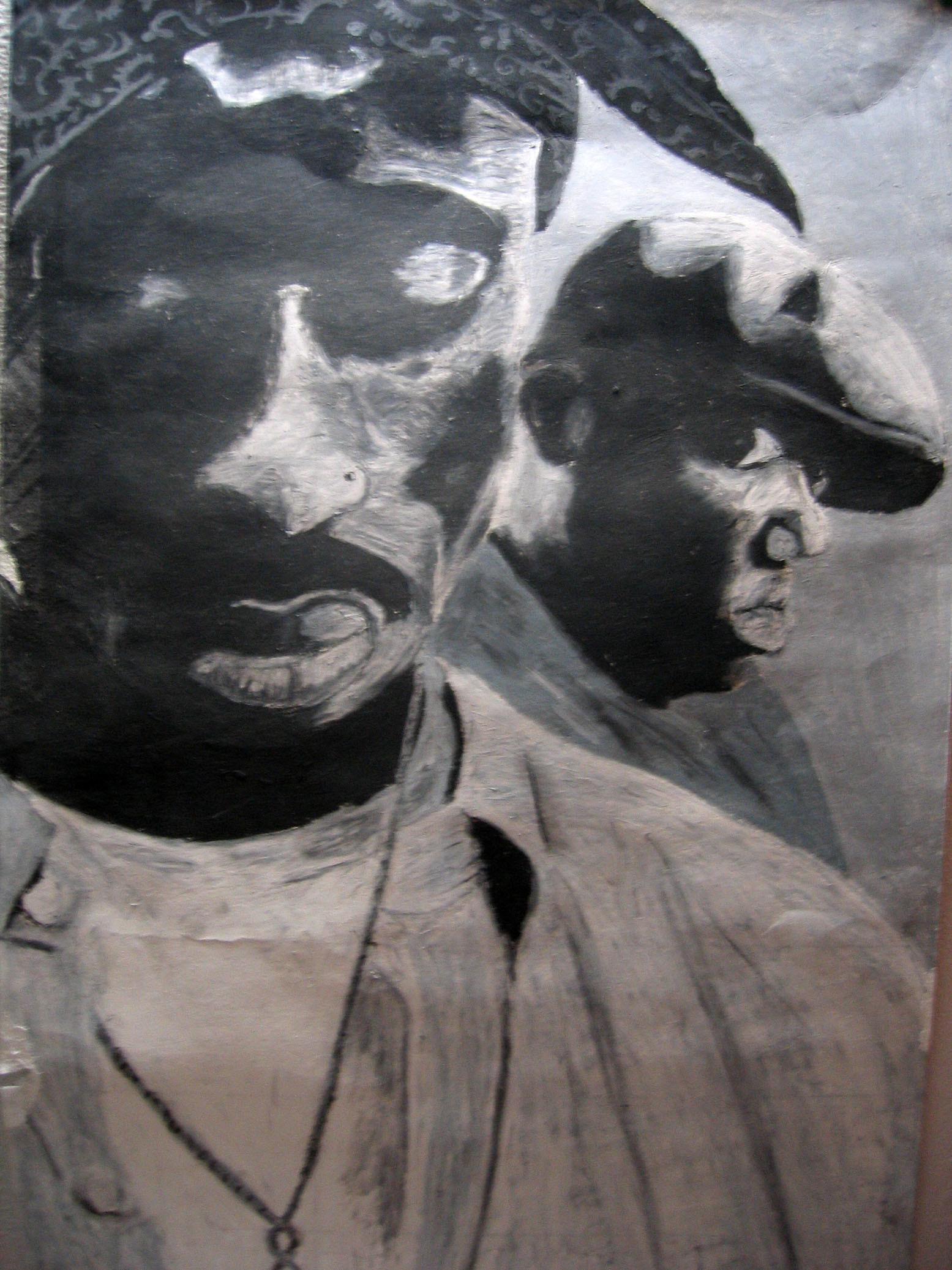 Tupac And Biggie Wallpaper Wallpapertag