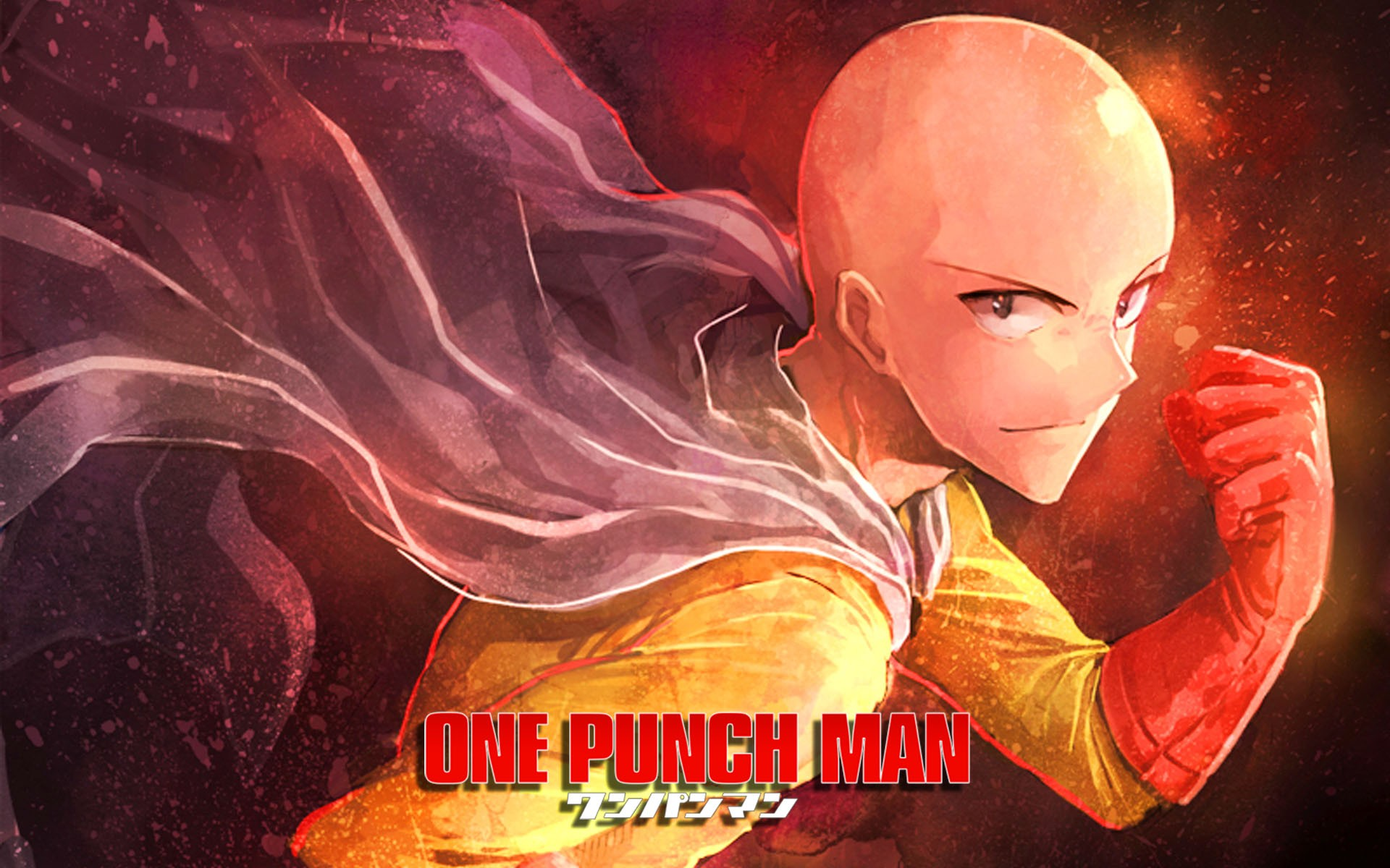 One Punch Man Wallpaper HD ·① Download Free Stunning HD