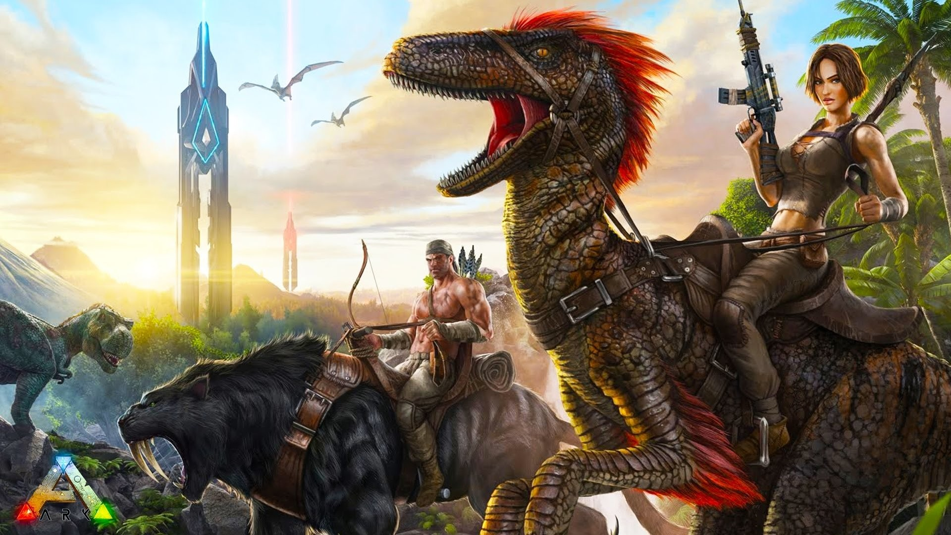 Ark Survival Evolved wallpaper u00b7u2460 Download free awesome wallpapers for desktop and mobile