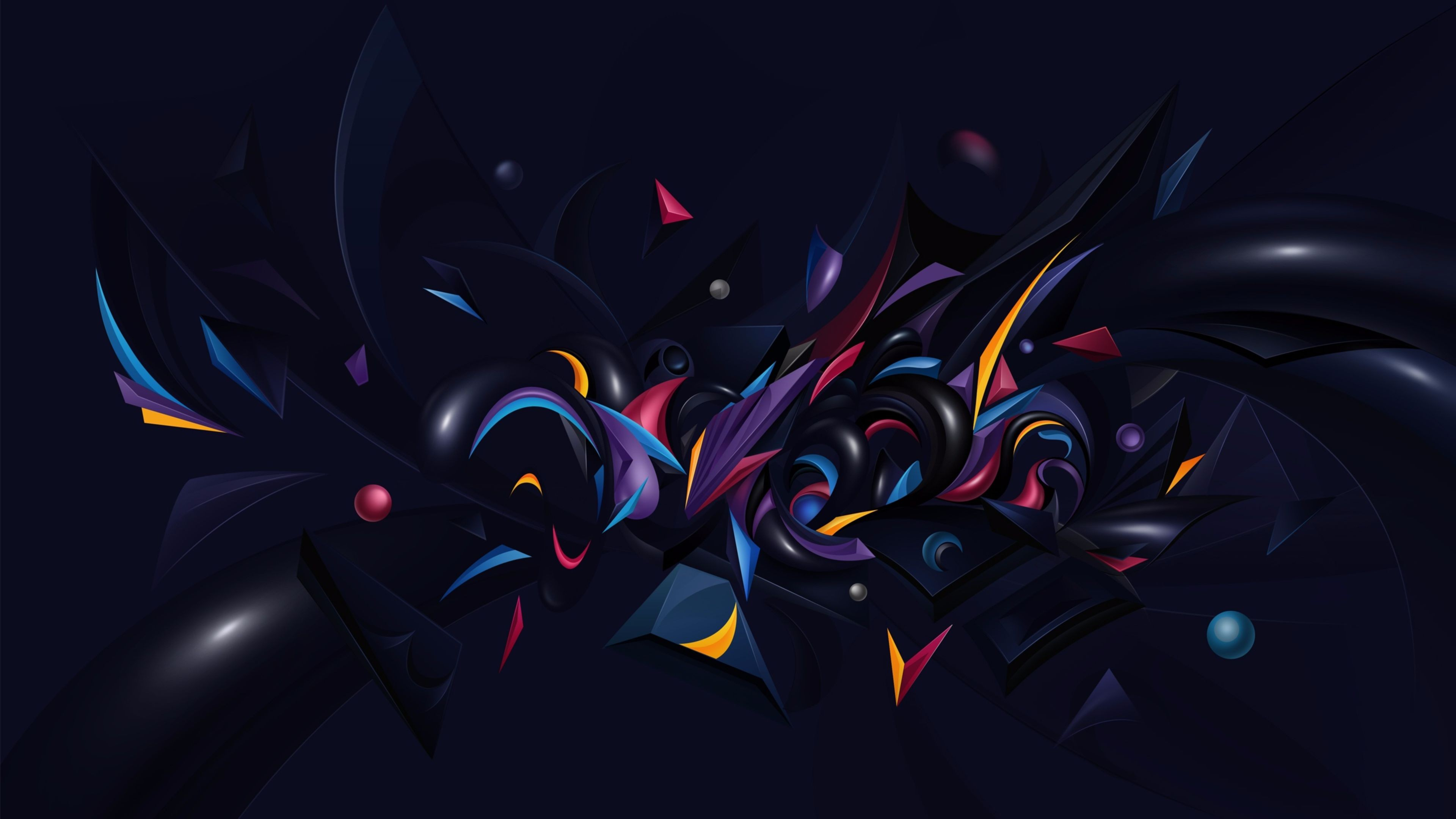 4k Resolution Abstract Art Wallpaper 4k