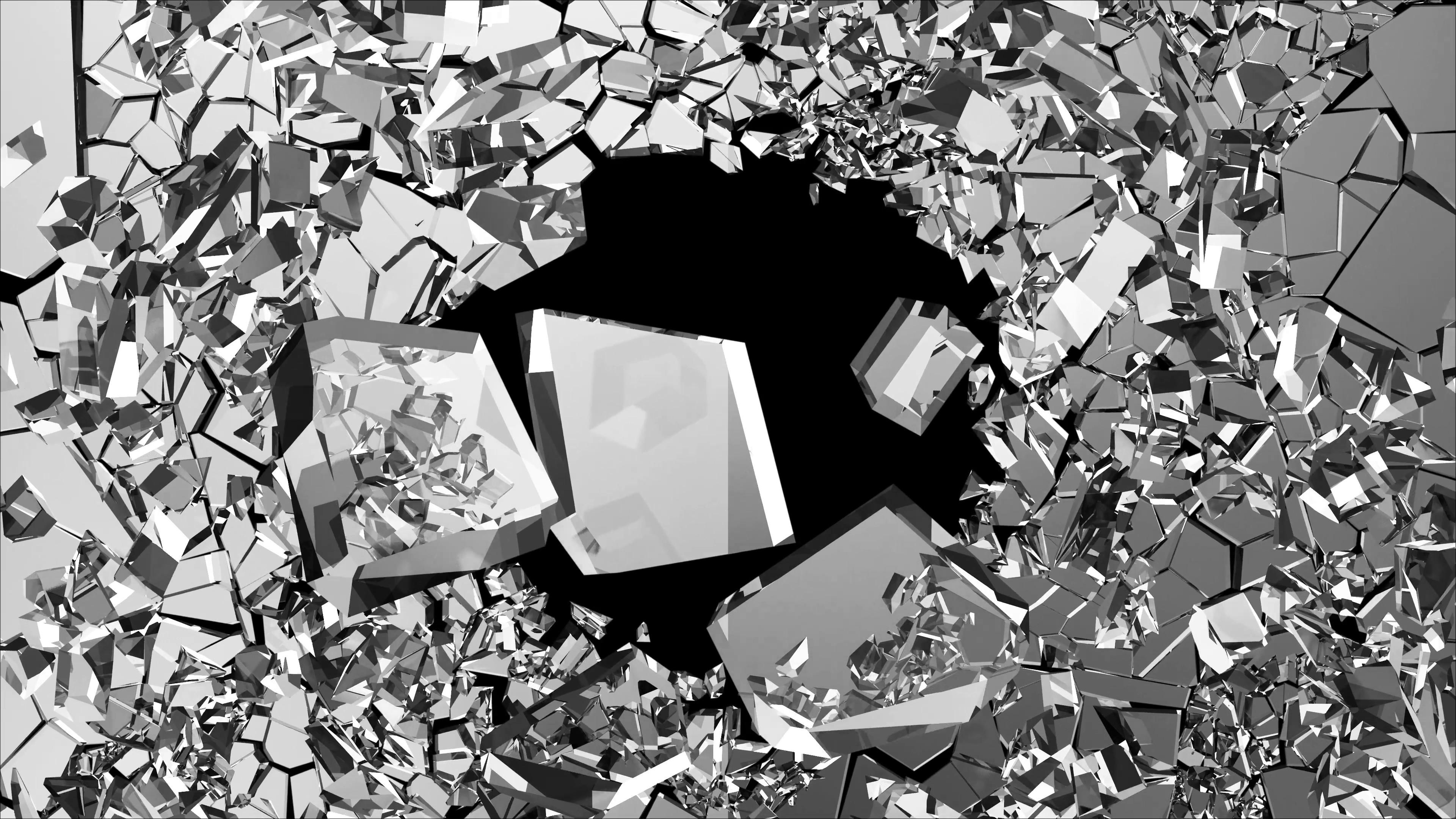 download broken glass 2560x1440 - photo #30
